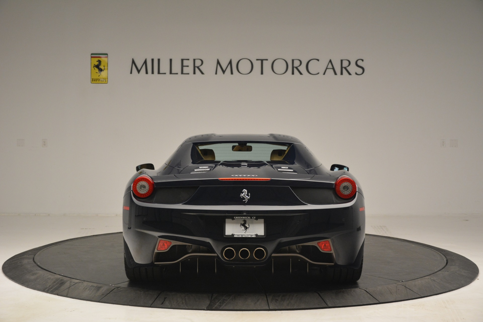 Used 2014 Ferrari 458 Spider  For Sale In Greenwich, CT. Alfa Romeo of Greenwich, 4513 2964_p18