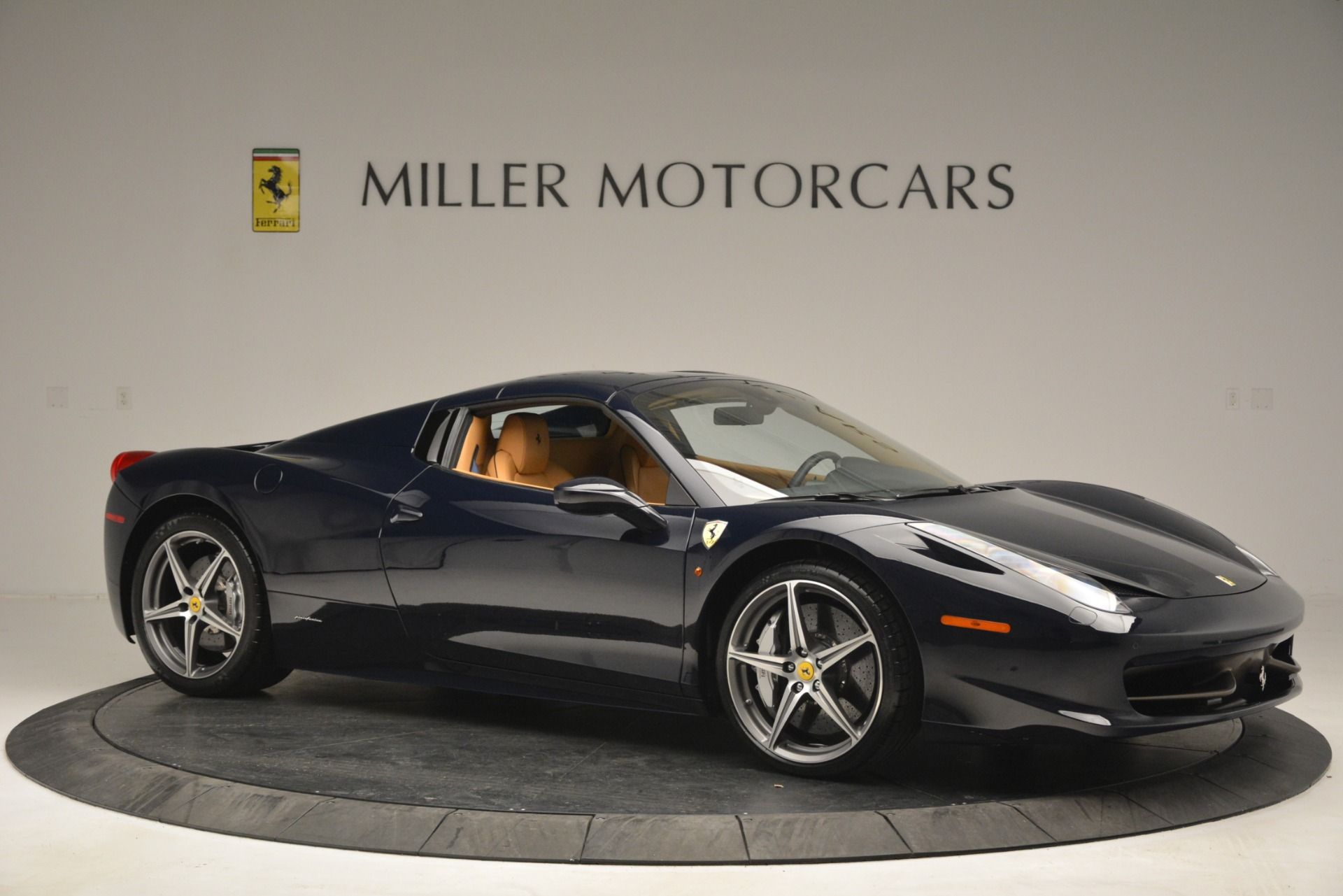 Used 2014 Ferrari 458 Spider  For Sale In Greenwich, CT. Alfa Romeo of Greenwich, 4513 2964_p22