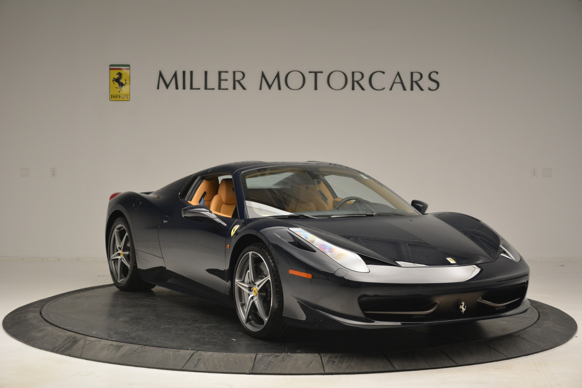 Used 2014 Ferrari 458 Spider  For Sale In Greenwich, CT. Alfa Romeo of Greenwich, 4513 2964_p23