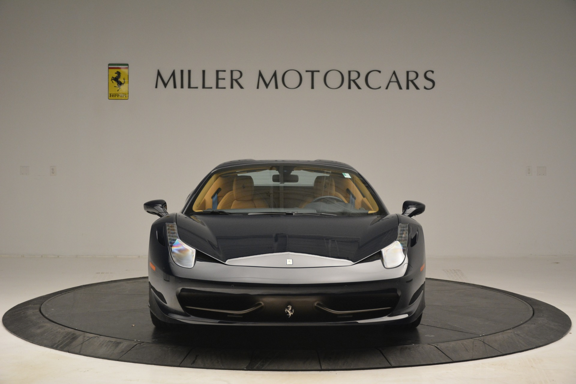 Used 2014 Ferrari 458 Spider  For Sale In Greenwich, CT. Alfa Romeo of Greenwich, 4513 2964_p24