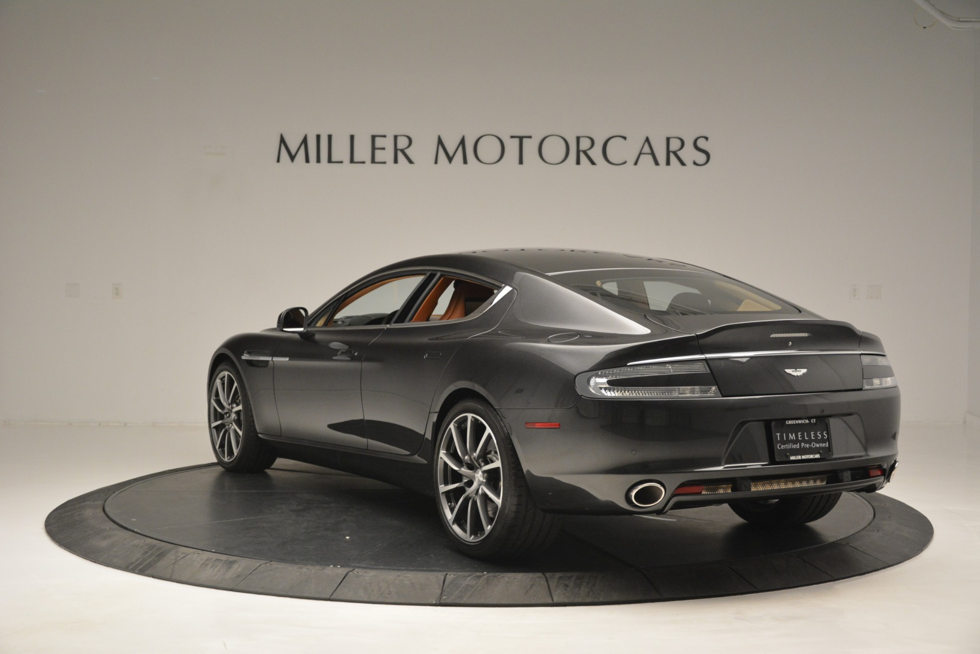 Used 2016 Aston Martin Rapide S  For Sale In Greenwich, CT. Alfa Romeo of Greenwich, 7492 2967_p5