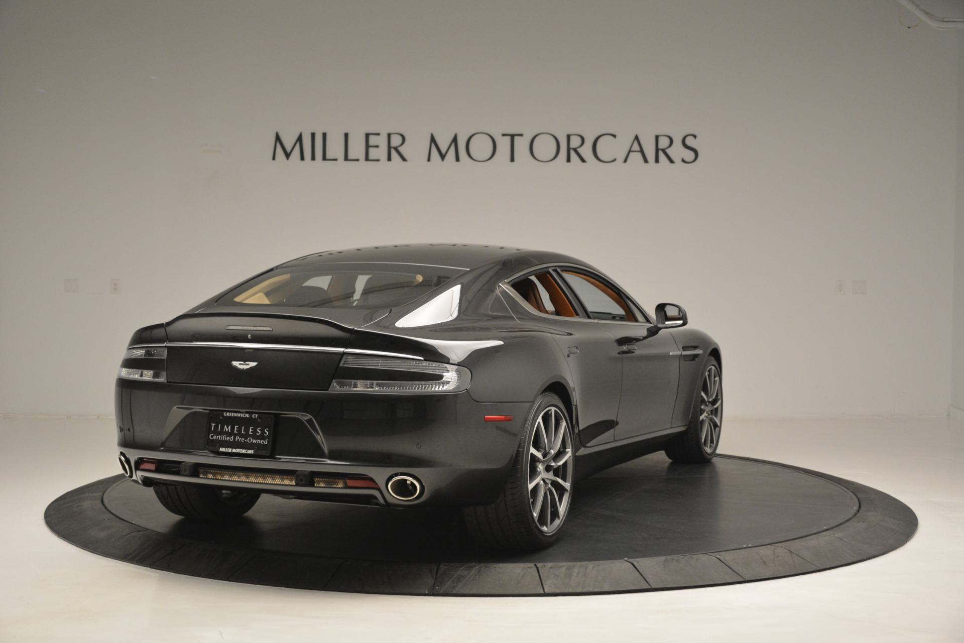 Used 2016 Aston Martin Rapide S  For Sale In Greenwich, CT. Alfa Romeo of Greenwich, 7492 2967_p7