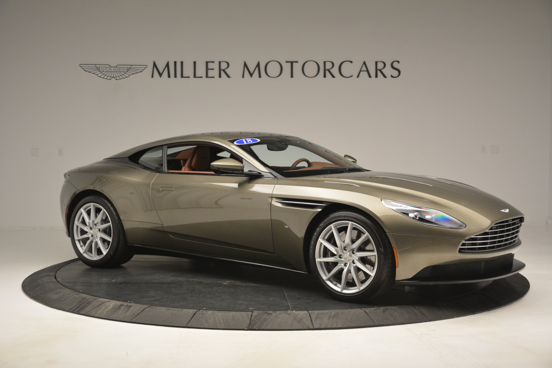 Used 2018 Aston Martin DB11 V12 Coupe For Sale In Greenwich, CT. Alfa Romeo of Greenwich, 7497 2970_p10