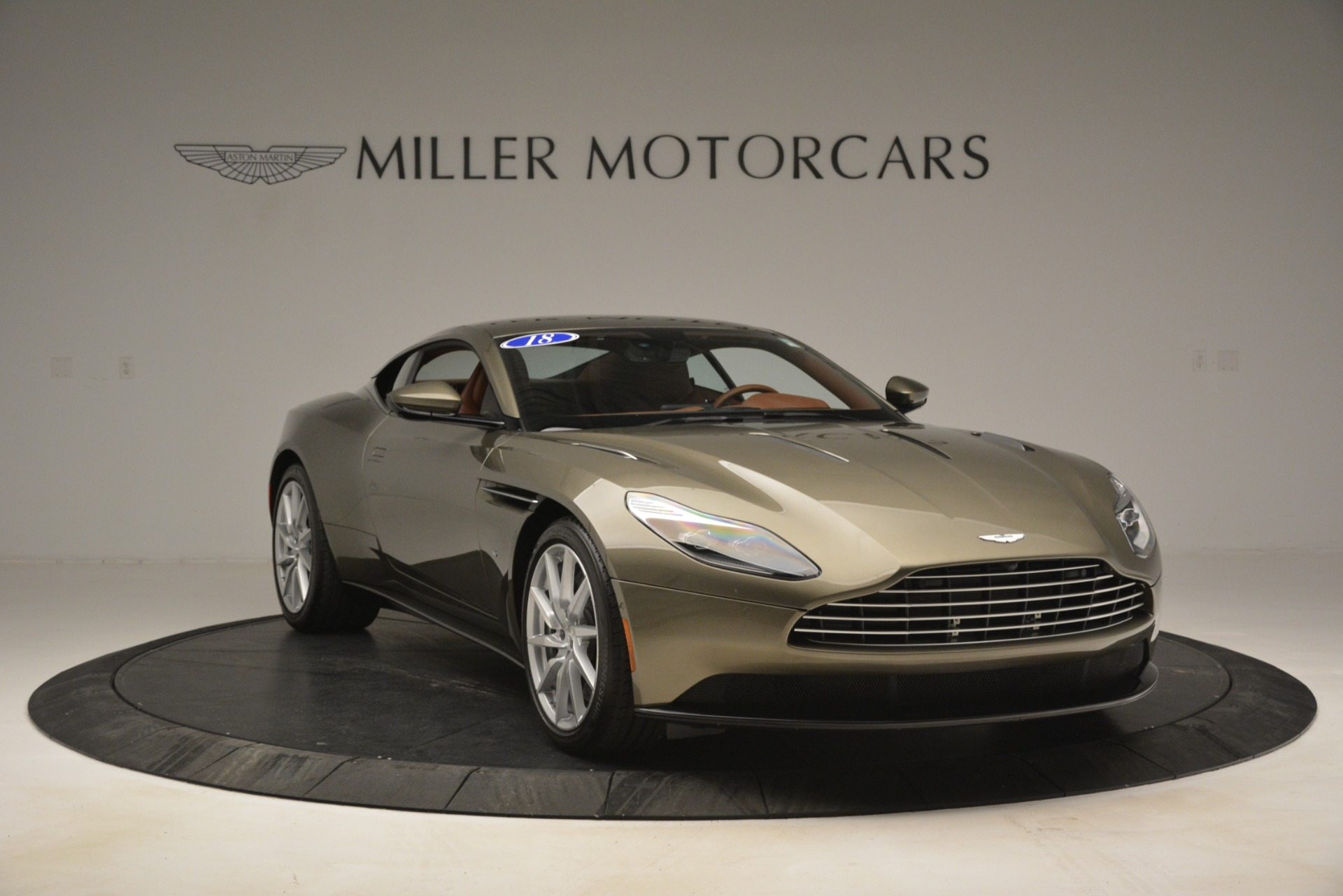 Used 2018 Aston Martin DB11 V12 Coupe For Sale In Greenwich, CT. Alfa Romeo of Greenwich, 7497 2970_p11