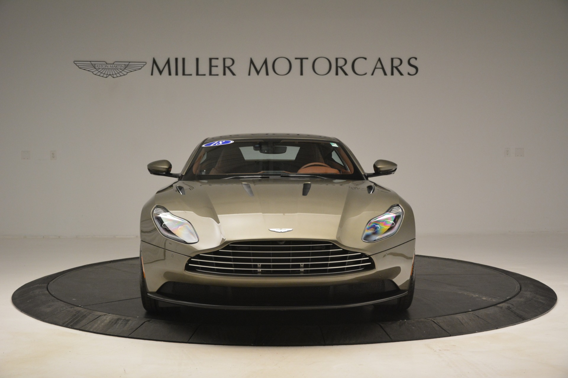 Used 2018 Aston Martin DB11 V12 Coupe For Sale In Greenwich, CT. Alfa Romeo of Greenwich, 7497 2970_p12