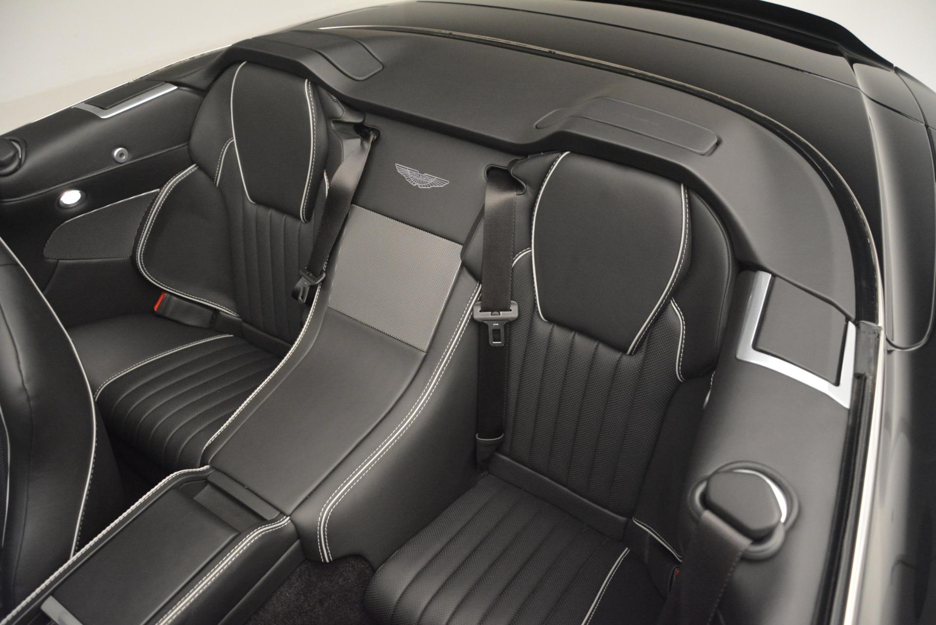 Used 2016 Aston Martin DB9 Convertible For Sale In Greenwich, CT. Alfa Romeo of Greenwich, 7495 2971_p18