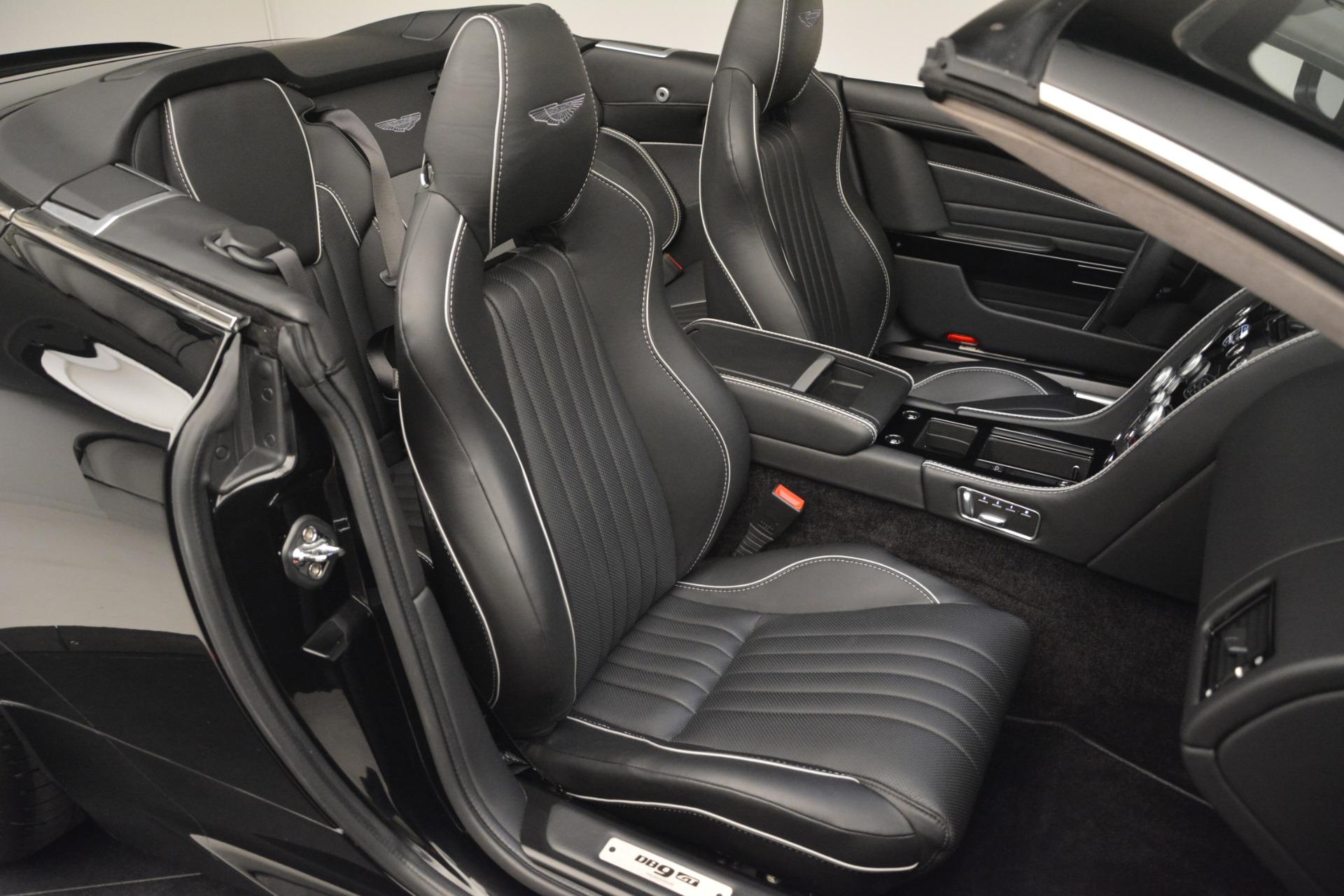 Used 2016 Aston Martin DB9 Convertible For Sale In Greenwich, CT. Alfa Romeo of Greenwich, 7495 2971_p22