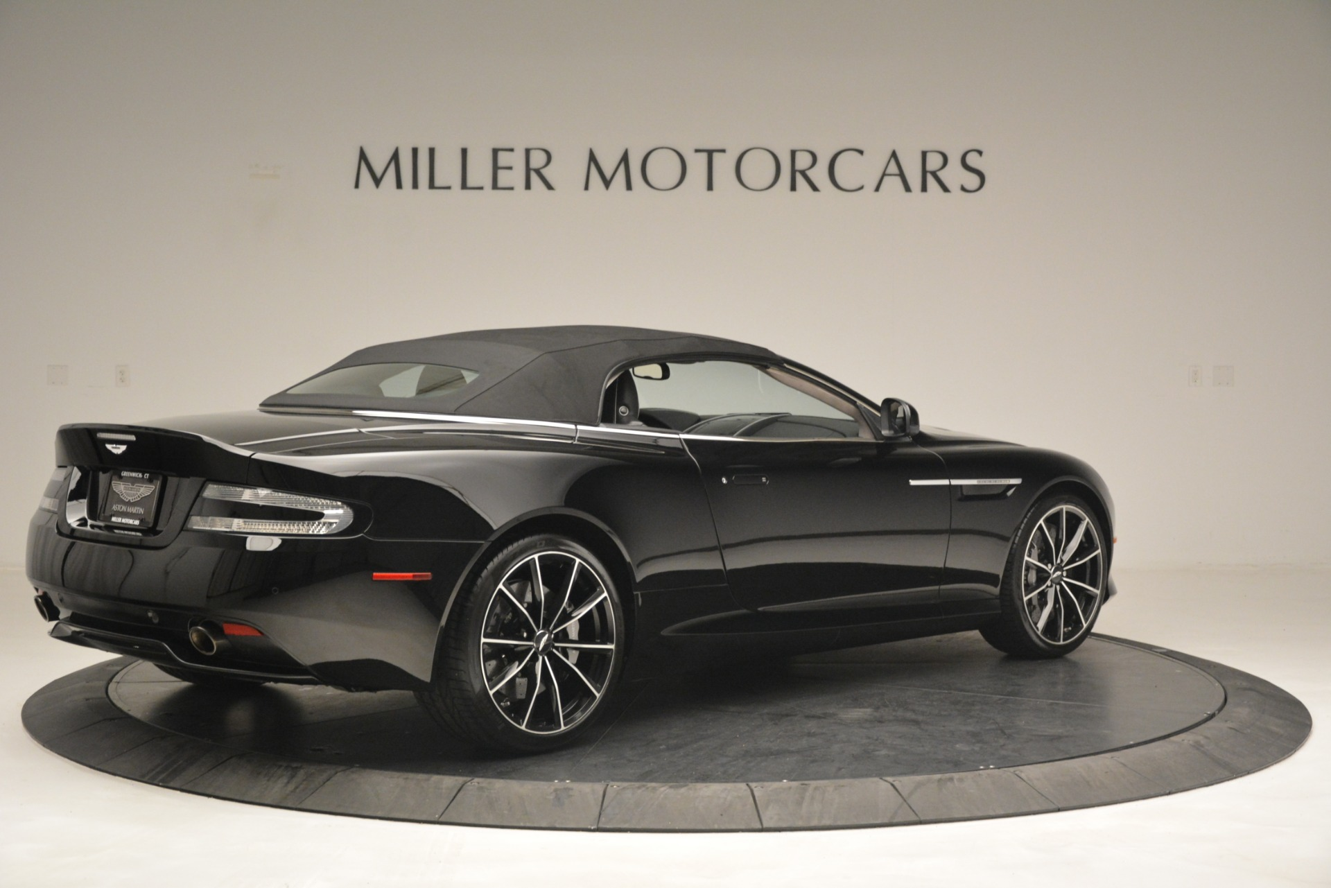 Used 2016 Aston Martin DB9 Convertible For Sale In Greenwich, CT. Alfa Romeo of Greenwich, 7495 2971_p30