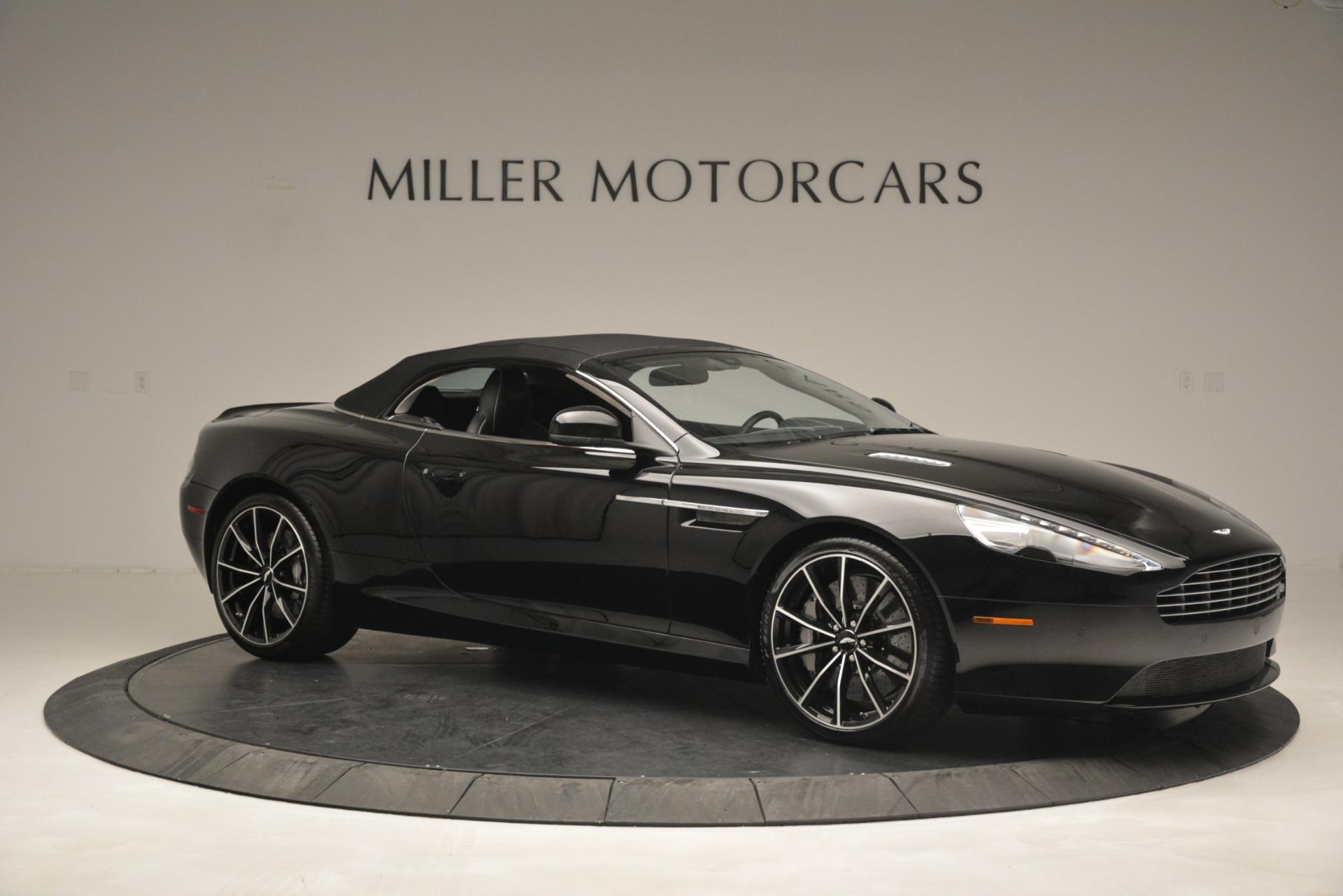 Used 2016 Aston Martin DB9 Convertible For Sale In Greenwich, CT. Alfa Romeo of Greenwich, 7495 2971_p32