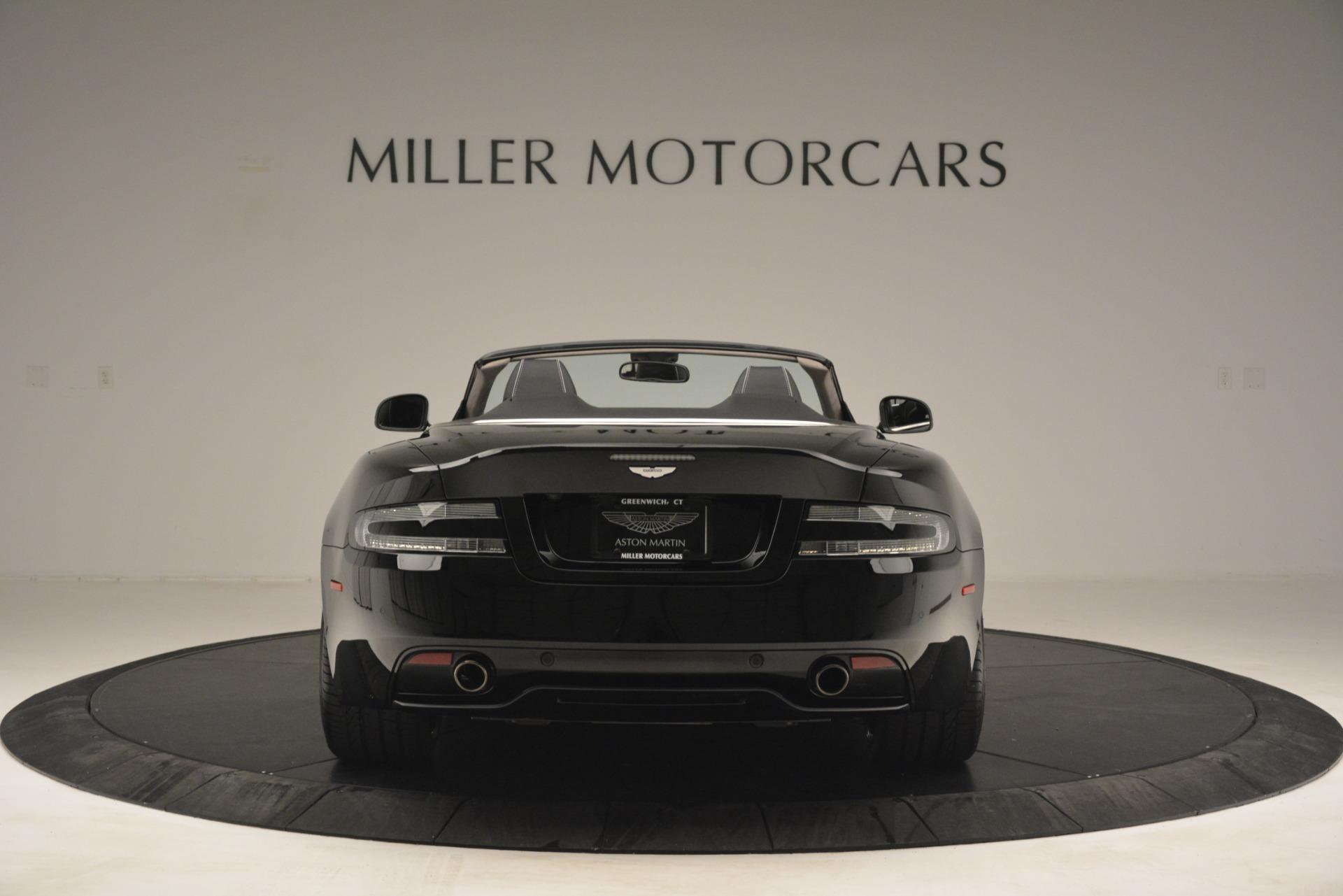 Used 2016 Aston Martin DB9 Convertible For Sale In Greenwich, CT. Alfa Romeo of Greenwich, 7495 2971_p6