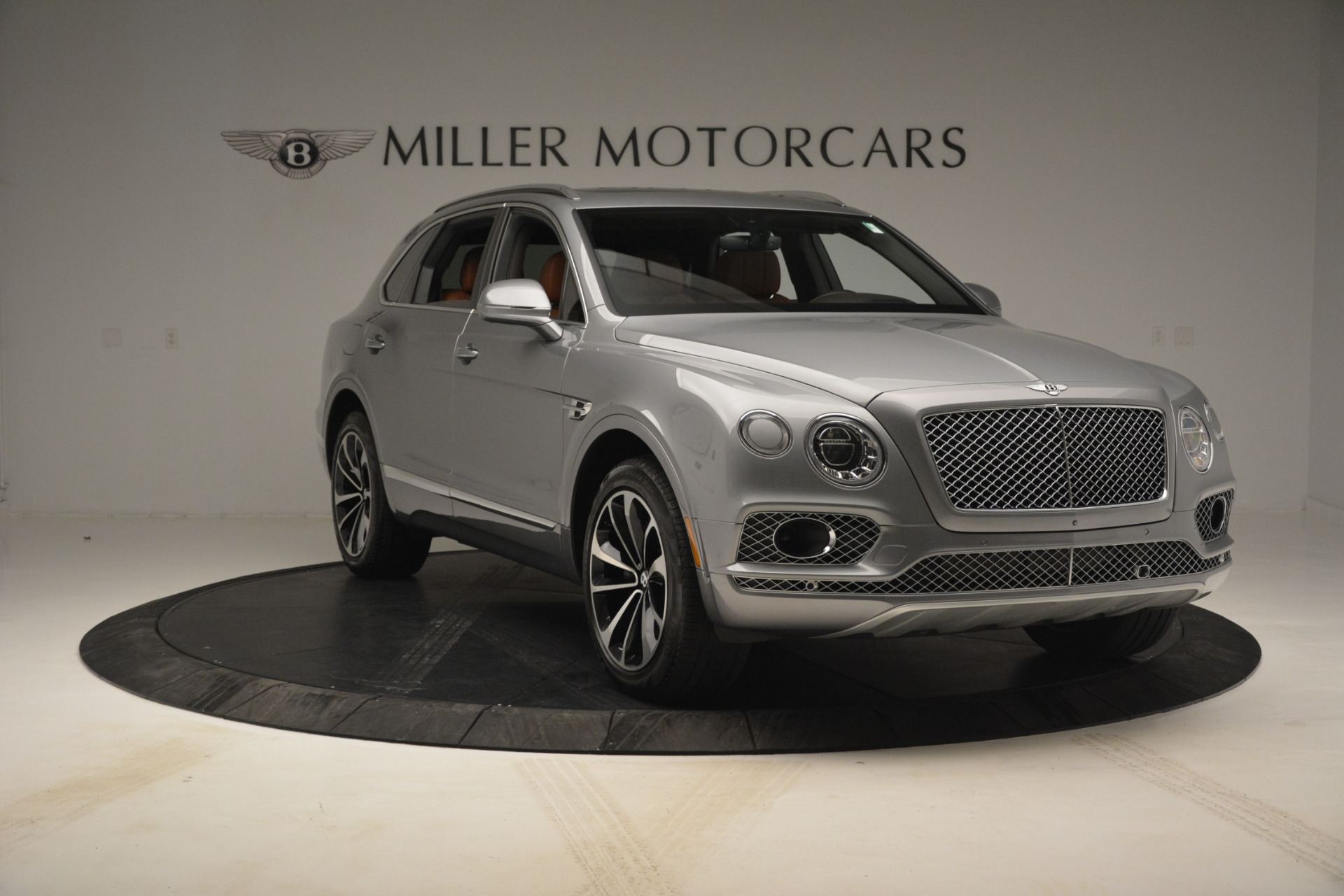 Used 2017 Bentley Bentayga W12 For Sale $162900 In Greenwich, CT 2972_p11