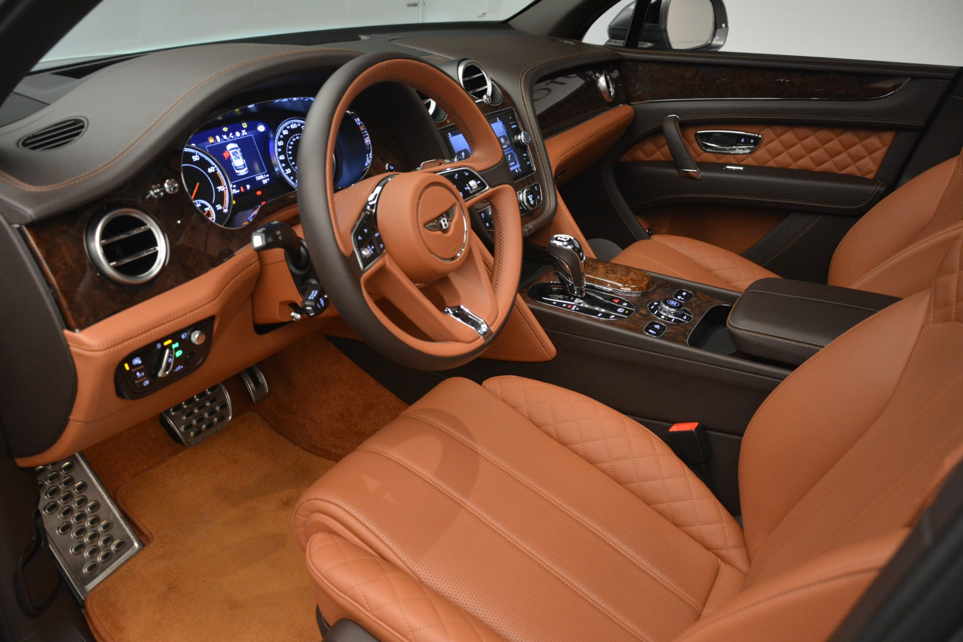 Used 2017 Bentley Bentayga W12 For Sale $162900 In Greenwich, CT 2972_p17
