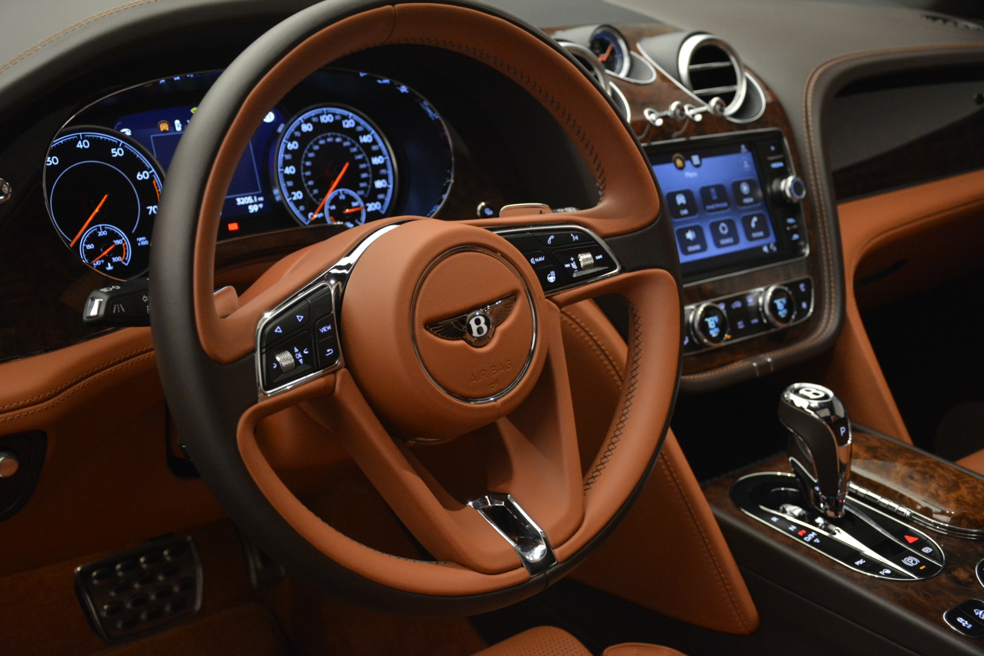 Used 2017 Bentley Bentayga W12 For Sale $162900 In Greenwich, CT 2972_p20