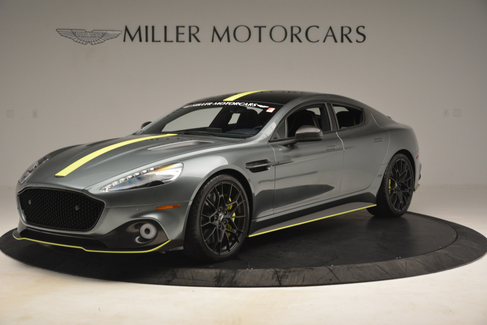New 2019 Aston Martin Rapide AMR Sedan For Sale $282980 In Greenwich, CT