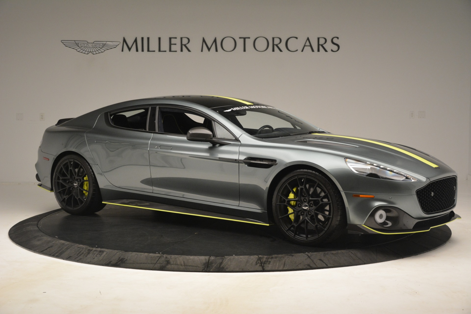 New 2019 Aston Martin Rapide AMR Sedan For Sale $282980 In Greenwich, CT 2975_p10