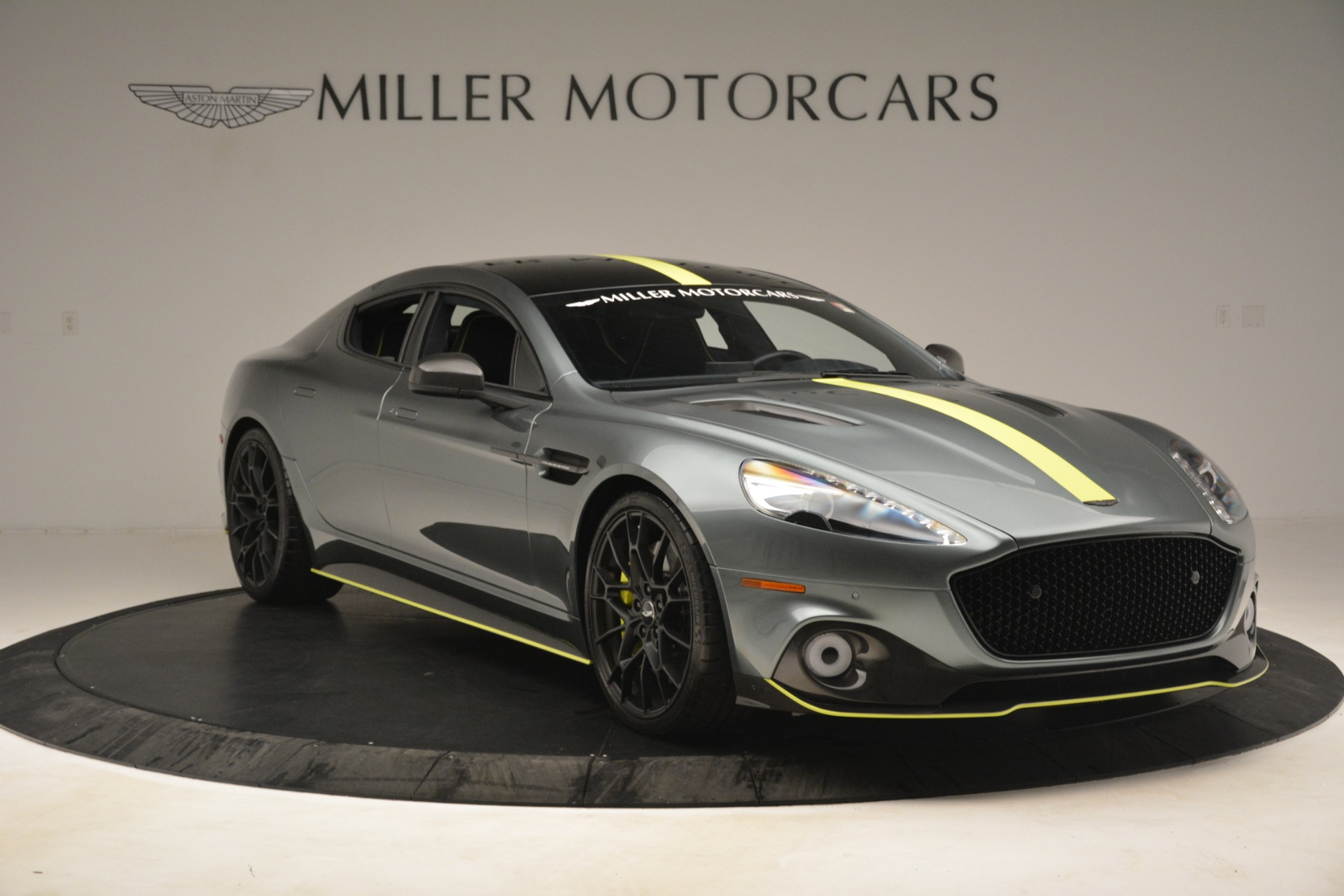 New 2019 Aston Martin Rapide AMR Sedan For Sale $282980 In Greenwich, CT 2975_p11