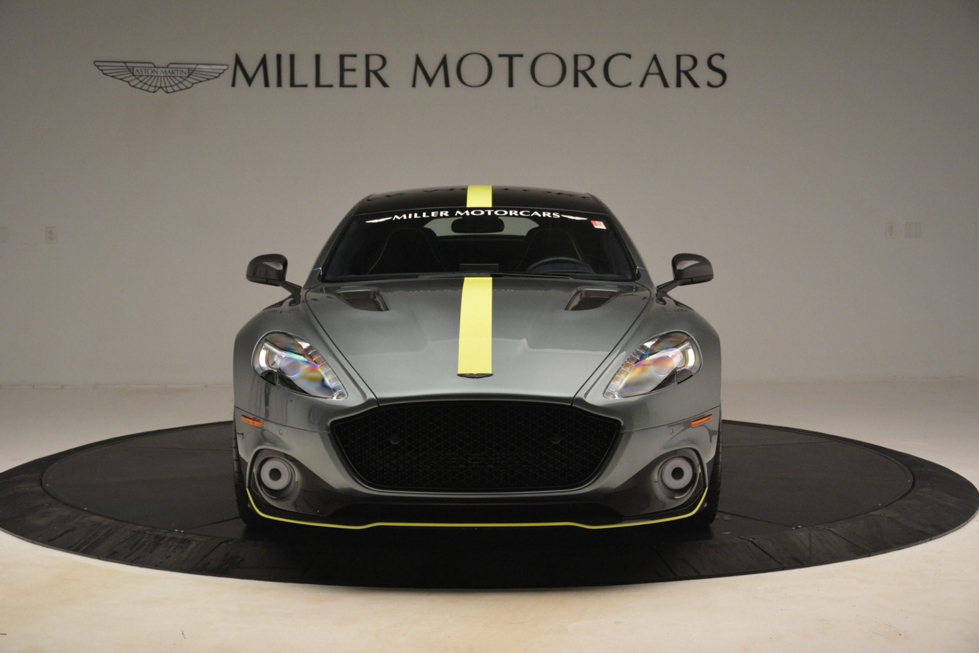 New 2019 Aston Martin Rapide AMR Sedan For Sale $282980 In Greenwich, CT 2975_p12