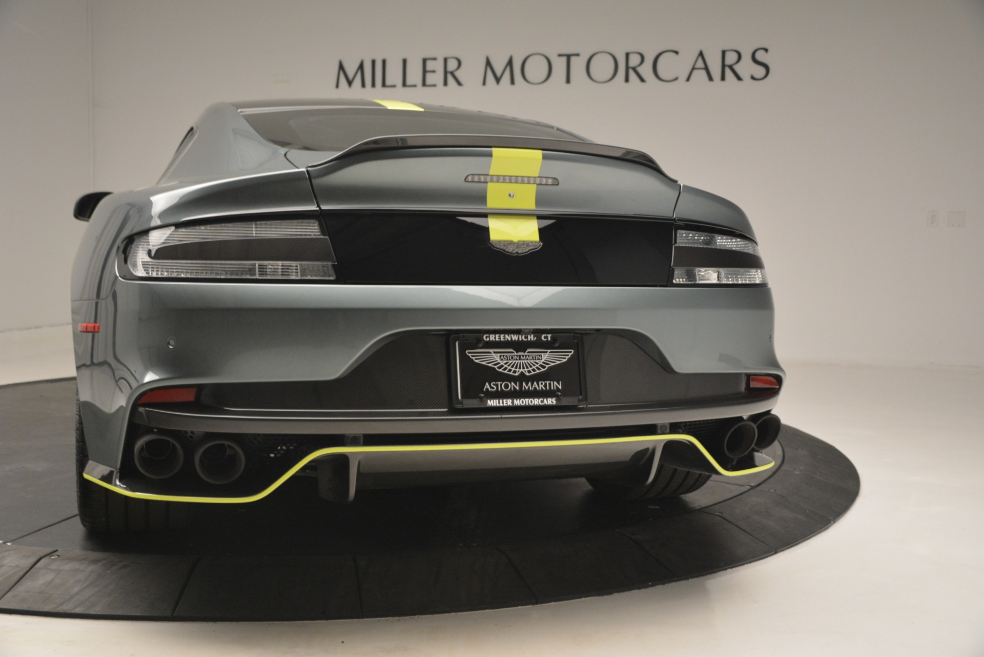 New 2019 Aston Martin Rapide AMR Sedan For Sale $282980 In Greenwich, CT 2975_p15