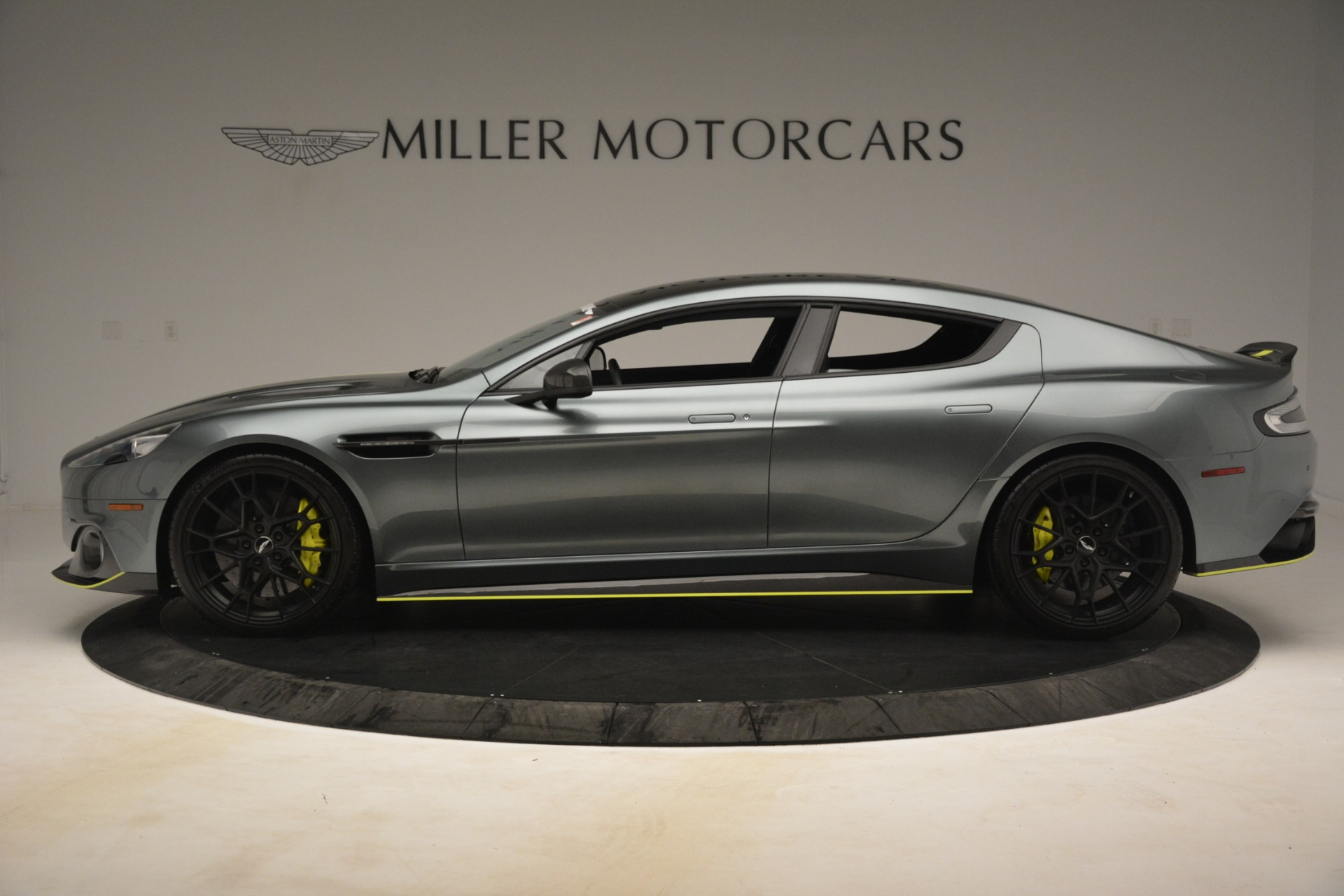New 2019 Aston Martin Rapide AMR Sedan For Sale $282980 In Greenwich, CT 2975_p3