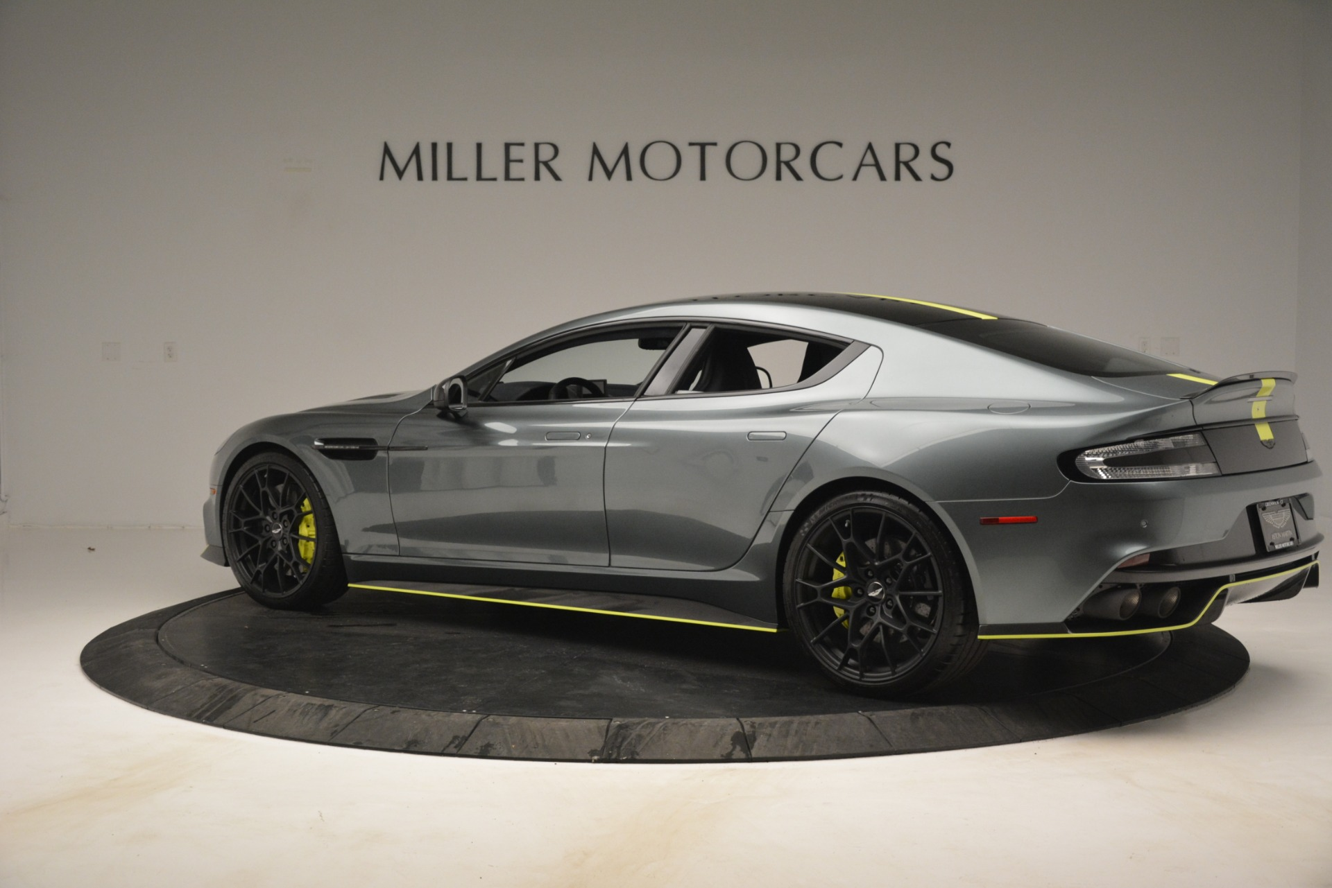 New 2019 Aston Martin Rapide AMR Sedan For Sale $282980 In Greenwich, CT 2975_p4