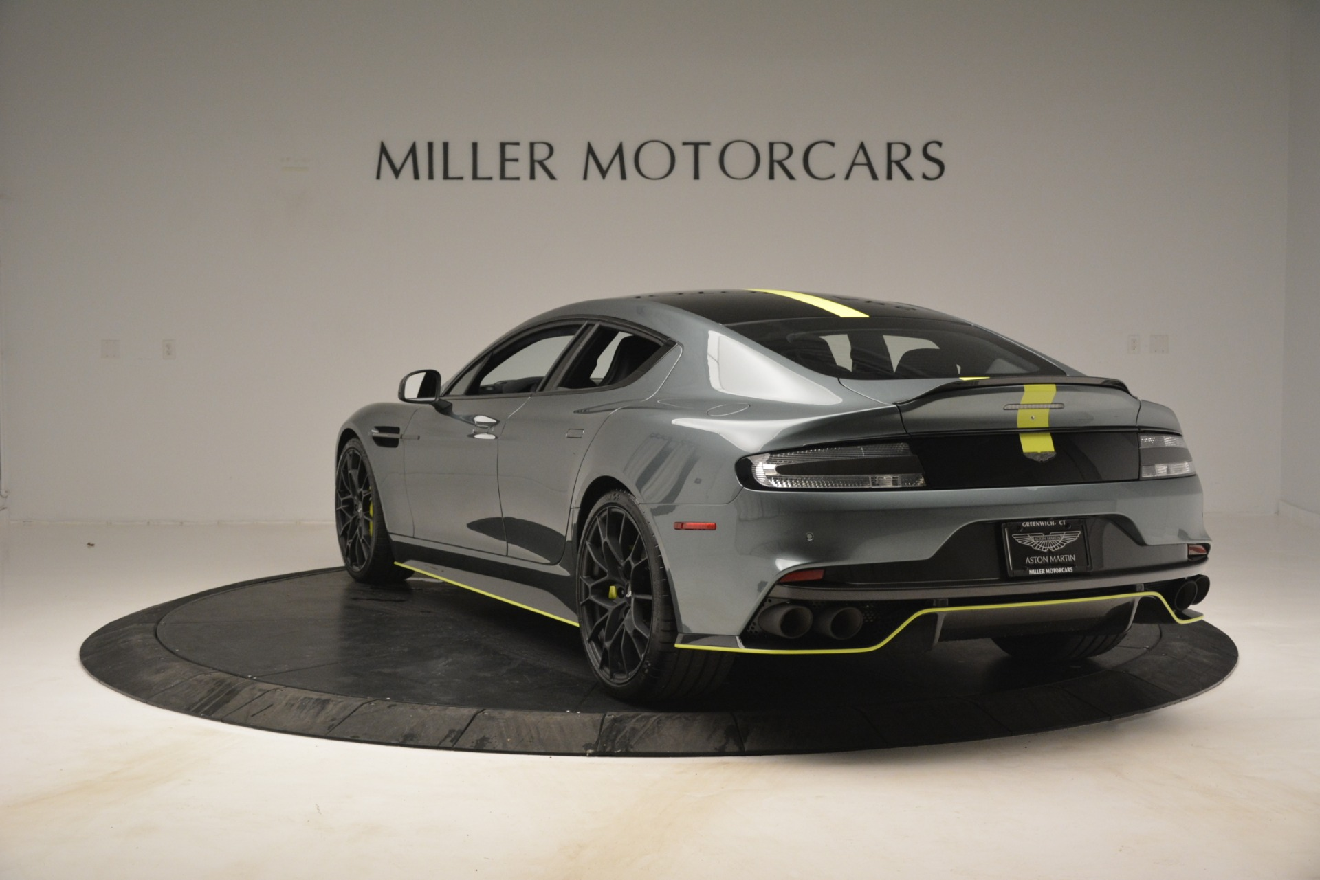 New 2019 Aston Martin Rapide AMR Sedan For Sale $282980 In Greenwich, CT 2975_p5
