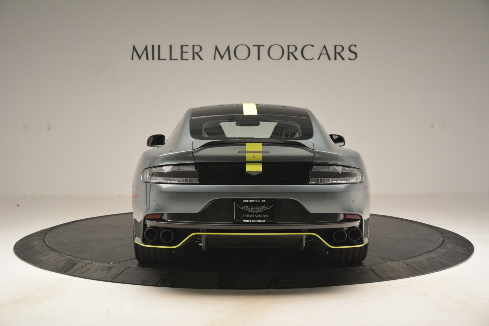 New 2019 Aston Martin Rapide AMR Sedan For Sale $282980 In Greenwich, CT 2975_p6