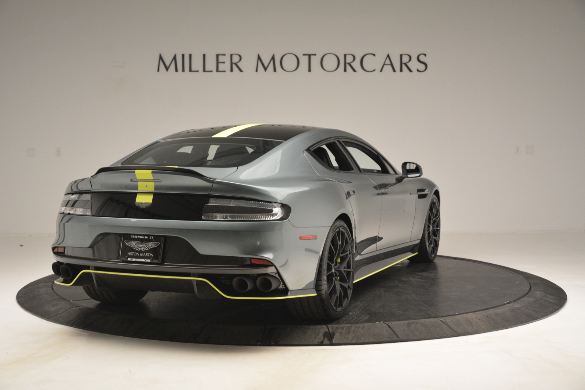 New 2019 Aston Martin Rapide AMR Sedan For Sale $282980 In Greenwich, CT 2975_p7