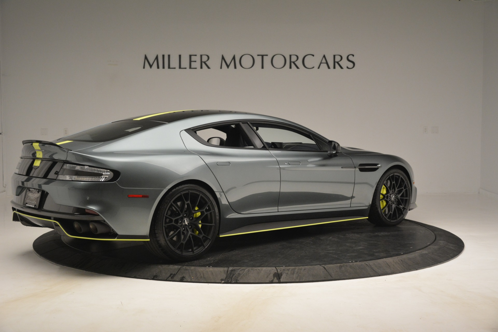 New 2019 Aston Martin Rapide AMR Sedan For Sale $282980 In Greenwich, CT 2975_p8