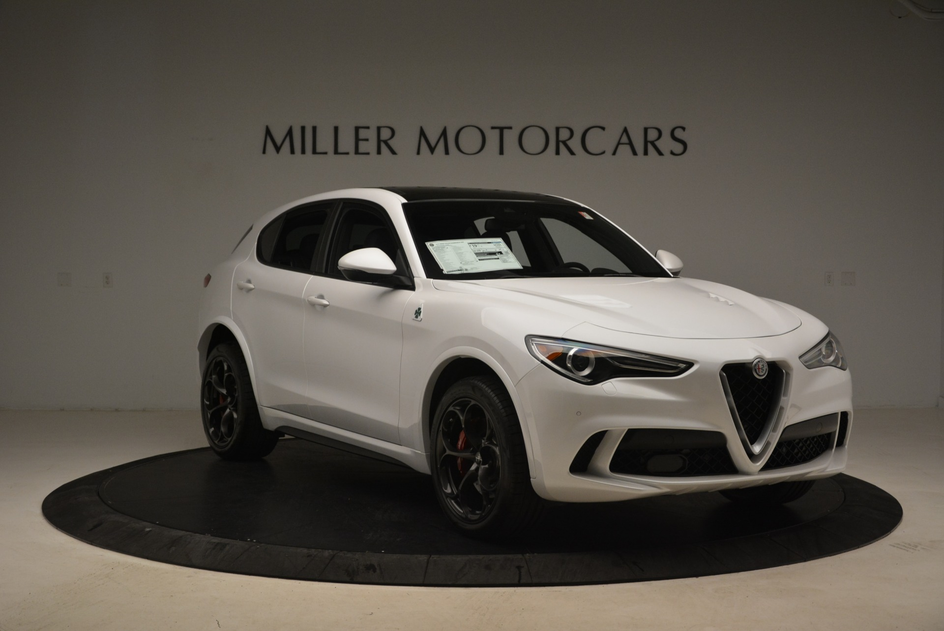 Used 2019 Alfa Romeo Stelvio Quadrifoglio For Sale In Greenwich, CT. Alfa Romeo of Greenwich, 7593 2977_p12