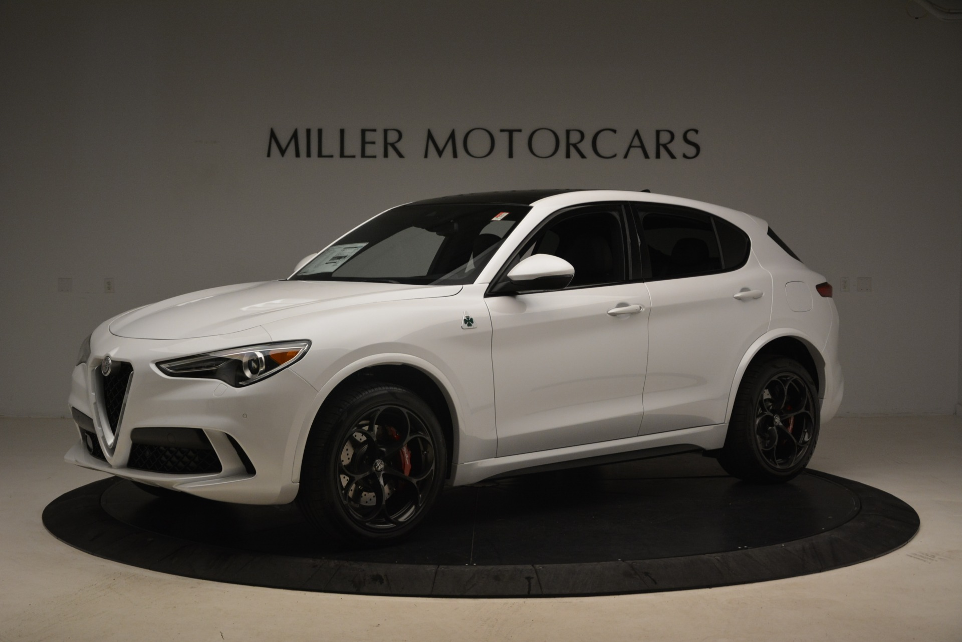 Used 2019 Alfa Romeo Stelvio Quadrifoglio For Sale In Greenwich, CT. Alfa Romeo of Greenwich, 7593 2977_p2