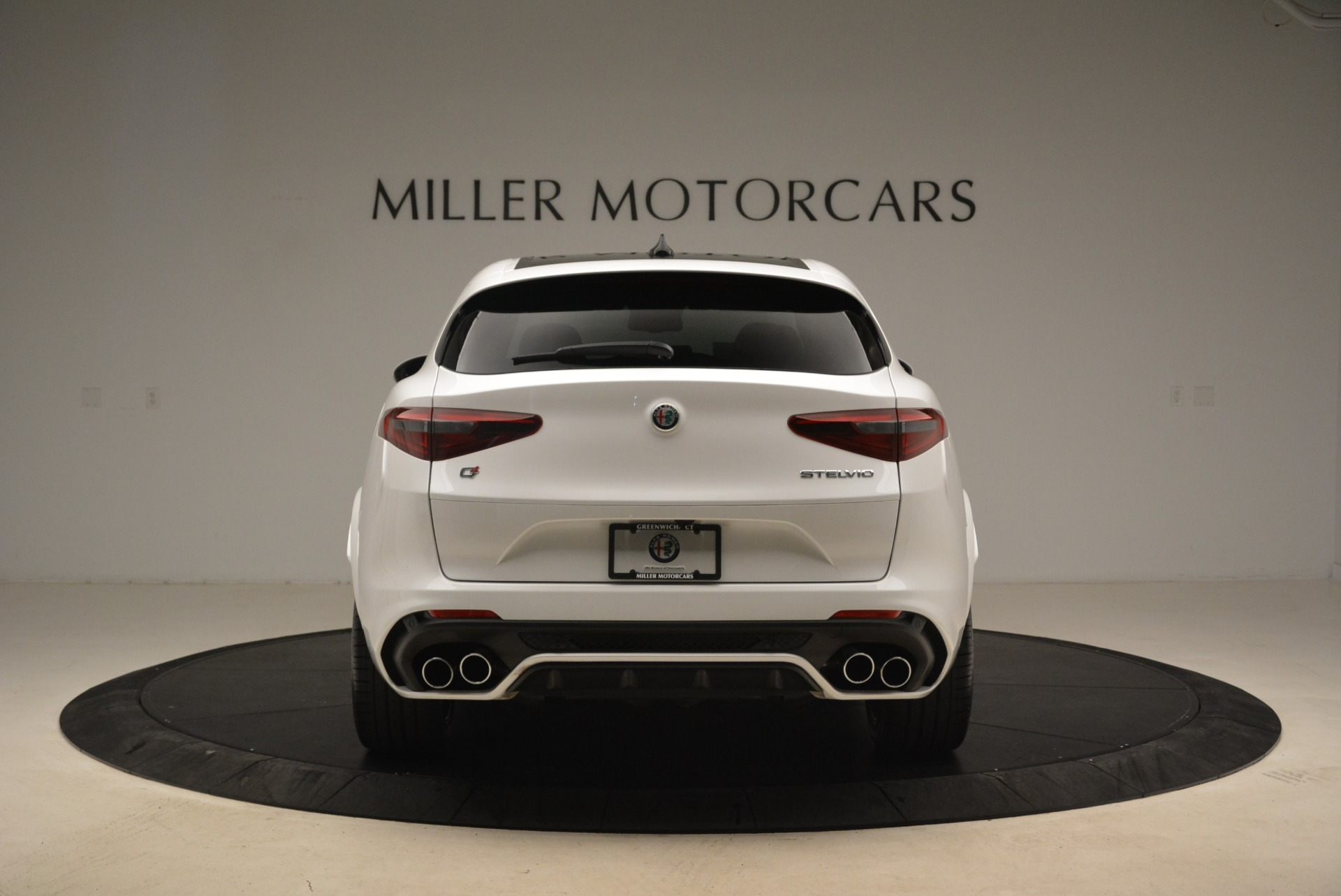 Used 2019 Alfa Romeo Stelvio Quadrifoglio For Sale In Greenwich, CT. Alfa Romeo of Greenwich, 7593 2977_p6
