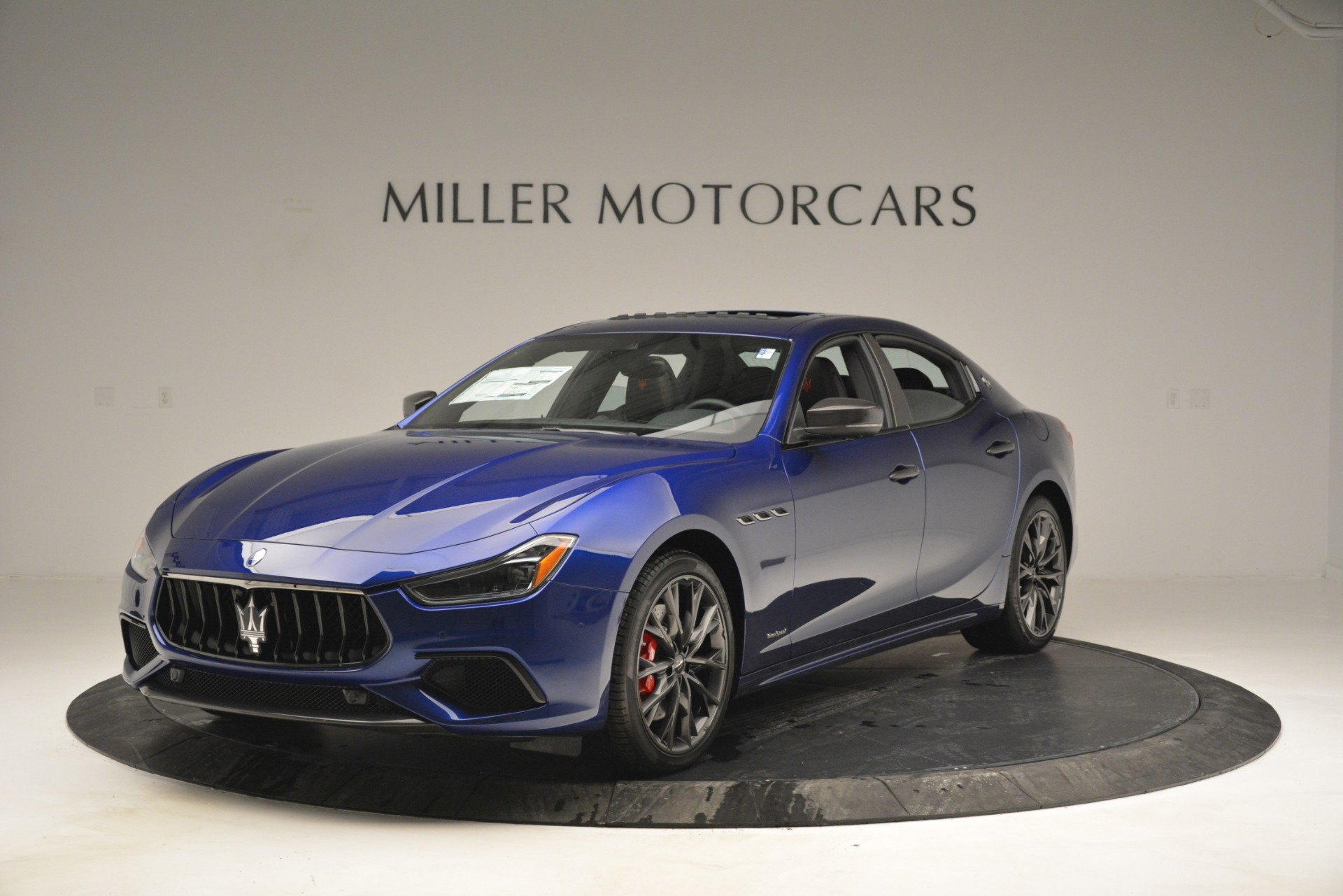 New 2019 Maserati Ghibli S Q4 GranSport For Sale In Greenwich, CT. Alfa Romeo of Greenwich, W672