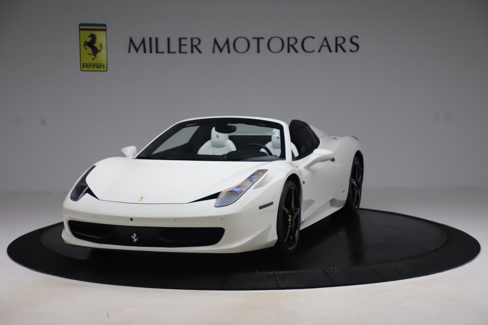 Used 2015 Ferrari 458 Spider  For Sale In Greenwich, CT. Alfa Romeo of Greenwich, 4540 2979_main
