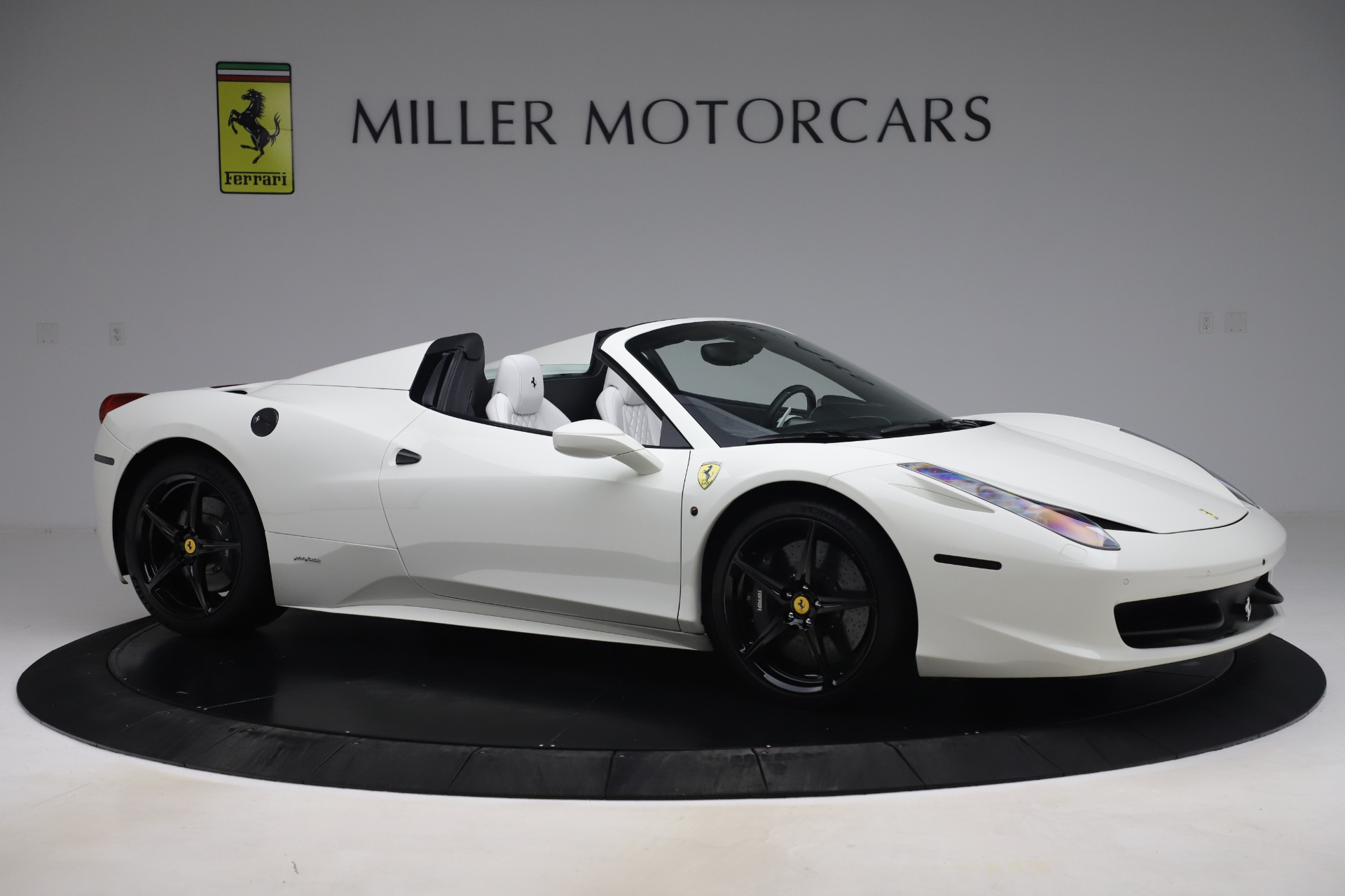Used 2015 Ferrari 458 Spider  For Sale In Greenwich, CT. Alfa Romeo of Greenwich, 4540 2979_p10