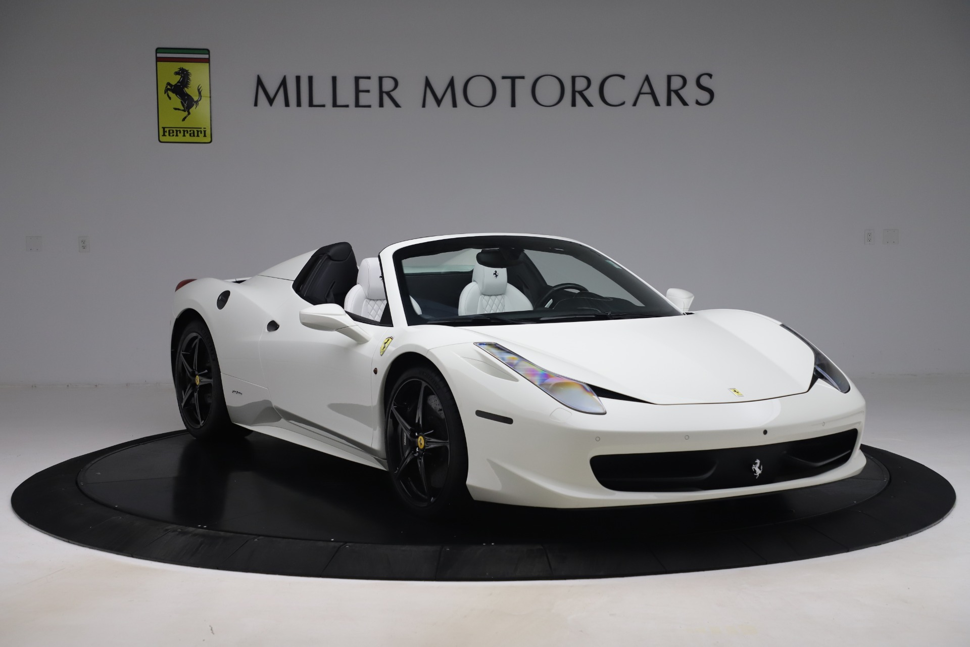 Used 2015 Ferrari 458 Spider  For Sale In Greenwich, CT. Alfa Romeo of Greenwich, 4540 2979_p11