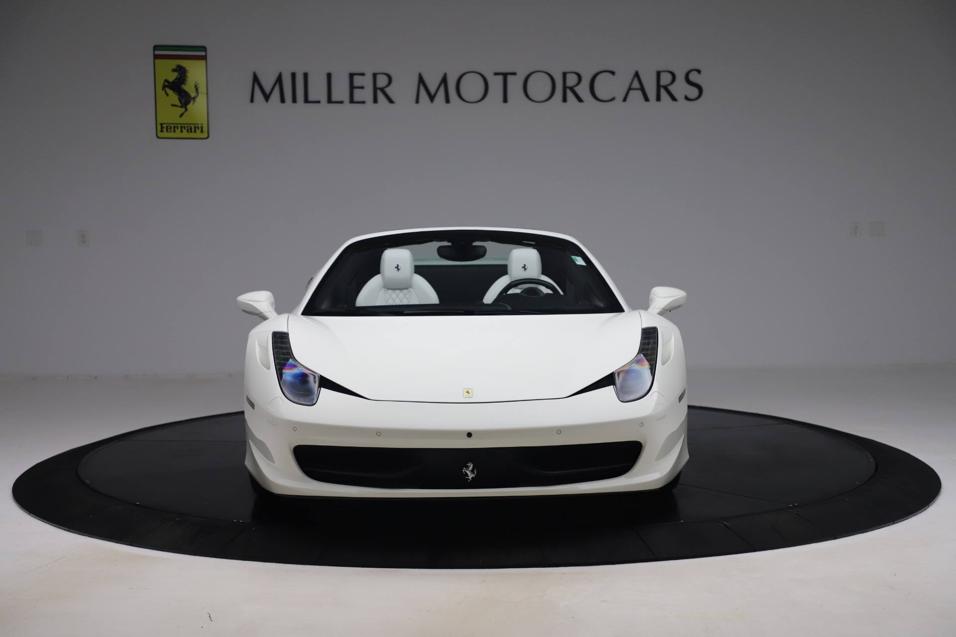 Used 2015 Ferrari 458 Spider  For Sale In Greenwich, CT. Alfa Romeo of Greenwich, 4540 2979_p12