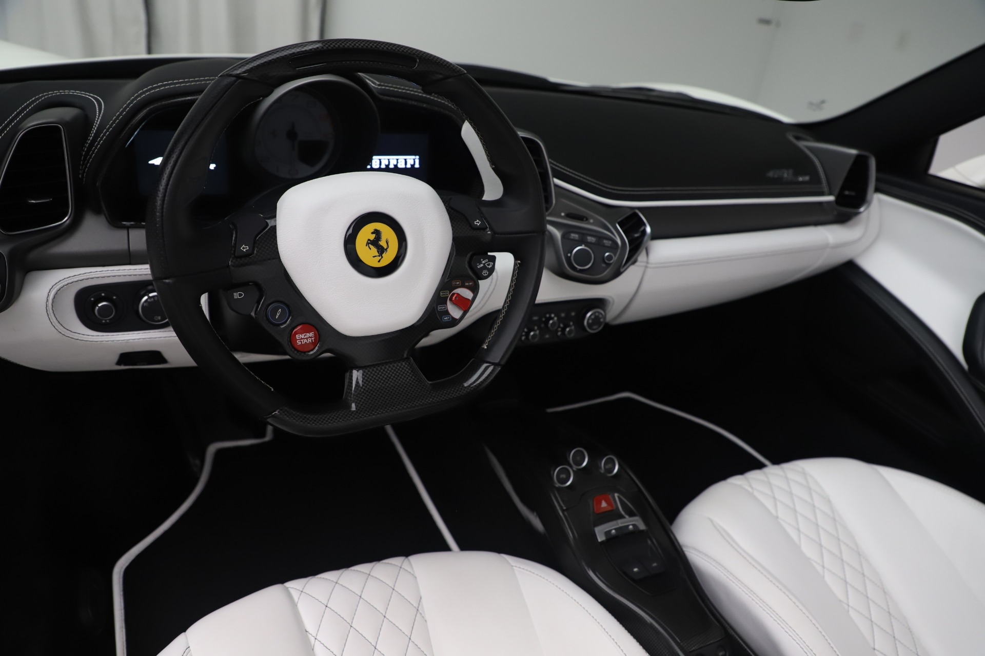 Used 2015 Ferrari 458 Spider  For Sale In Greenwich, CT. Alfa Romeo of Greenwich, 4540 2979_p17