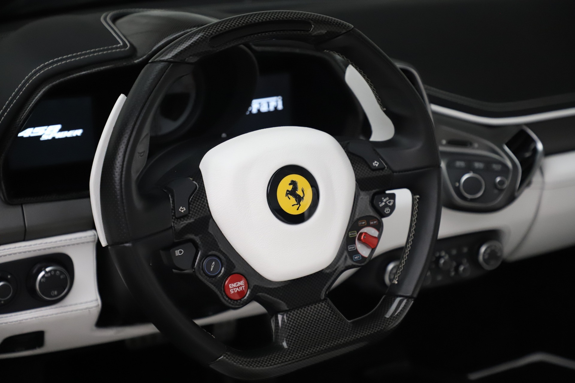 Used 2015 Ferrari 458 Spider  For Sale In Greenwich, CT. Alfa Romeo of Greenwich, 4540 2979_p20