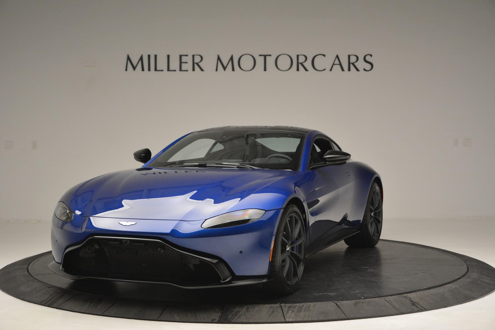 Used 2019 Aston Martin Vantage Coupe For Sale In Greenwich, CT. Alfa Romeo of Greenwich, A1353B 2981_p2