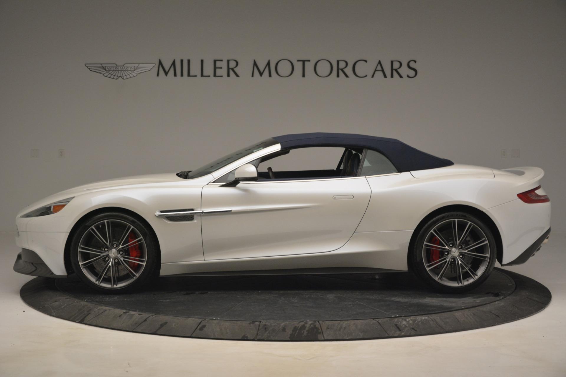 Used 2015 Aston Martin Vanquish Convertible For Sale In Greenwich, CT. Alfa Romeo of Greenwich, 7507 2982_p16