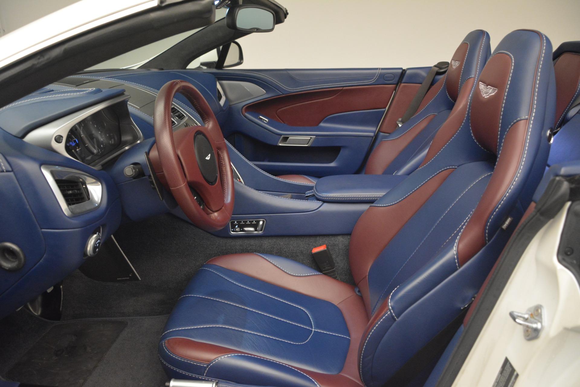 Used 2015 Aston Martin Vanquish Convertible For Sale In Greenwich, CT. Alfa Romeo of Greenwich, 7507 2982_p20