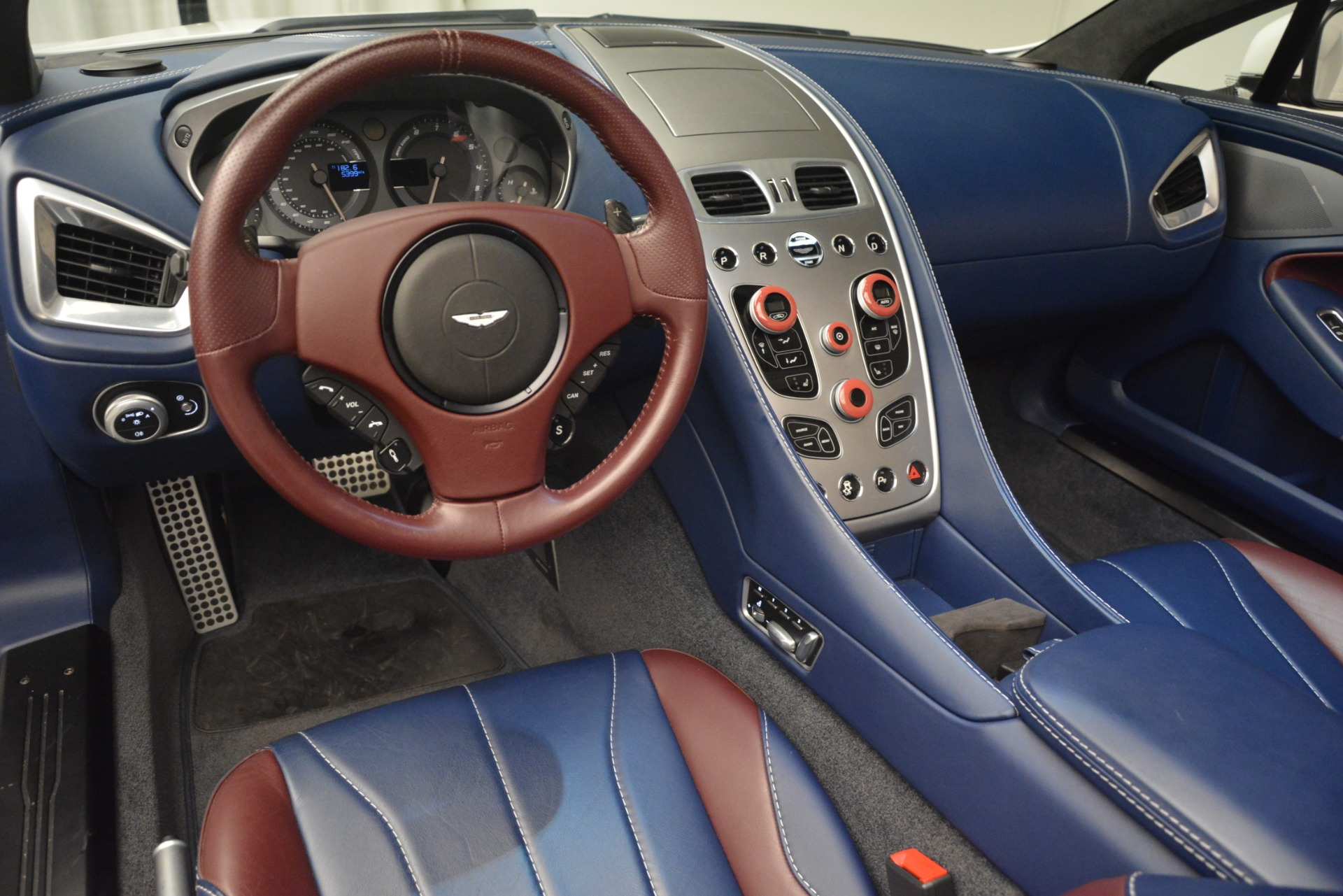 Used 2015 Aston Martin Vanquish Convertible For Sale In Greenwich, CT. Alfa Romeo of Greenwich, 7507 2982_p21