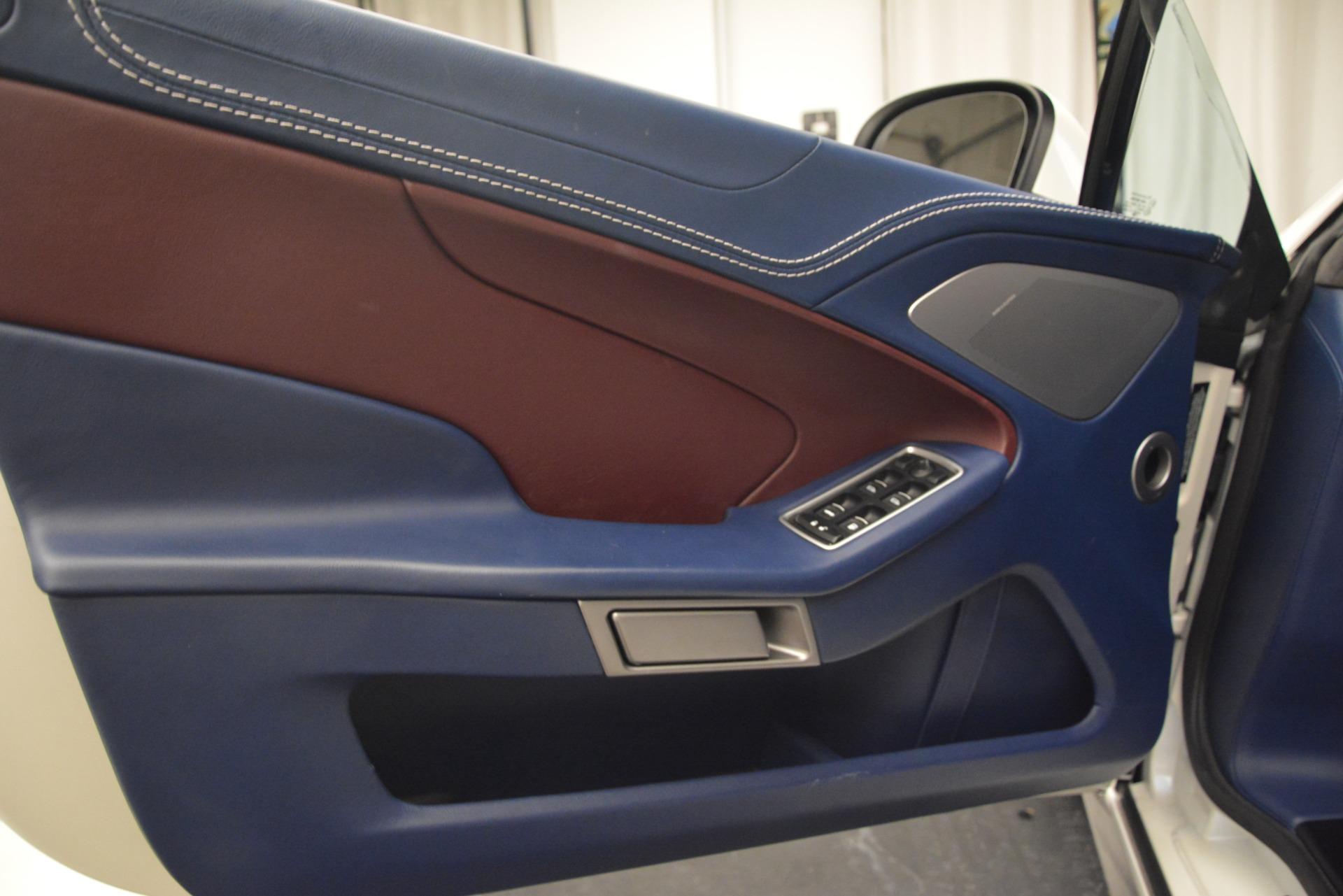 Used 2015 Aston Martin Vanquish Convertible For Sale In Greenwich, CT. Alfa Romeo of Greenwich, 7507 2982_p24