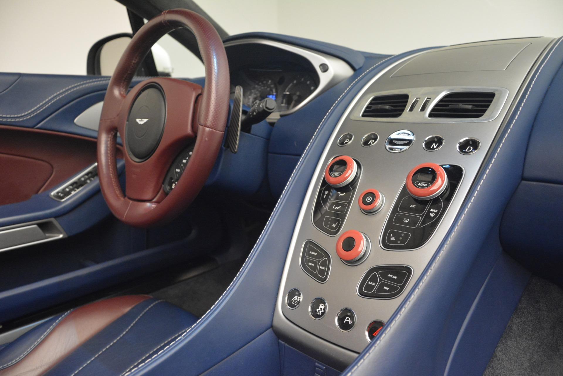Used 2015 Aston Martin Vanquish Convertible For Sale In Greenwich, CT. Alfa Romeo of Greenwich, 7507 2982_p25