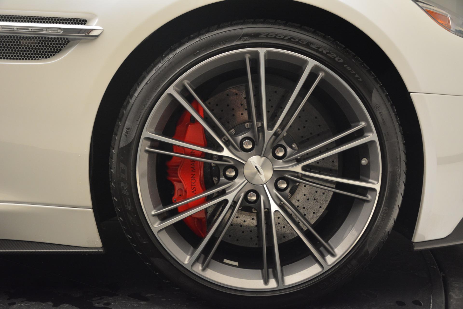 Used 2015 Aston Martin Vanquish Convertible For Sale In Greenwich, CT. Alfa Romeo of Greenwich, 7507 2982_p26