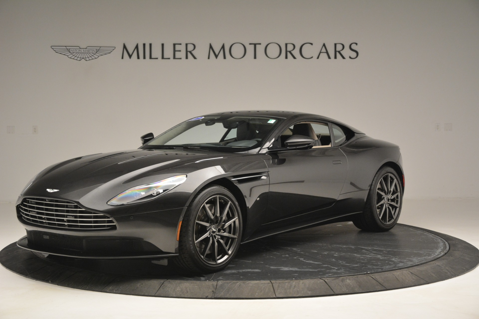 Used 2017 Aston Martin DB11 V12 Coupe For Sale In Greenwich, CT. Alfa Romeo of Greenwich, 7500