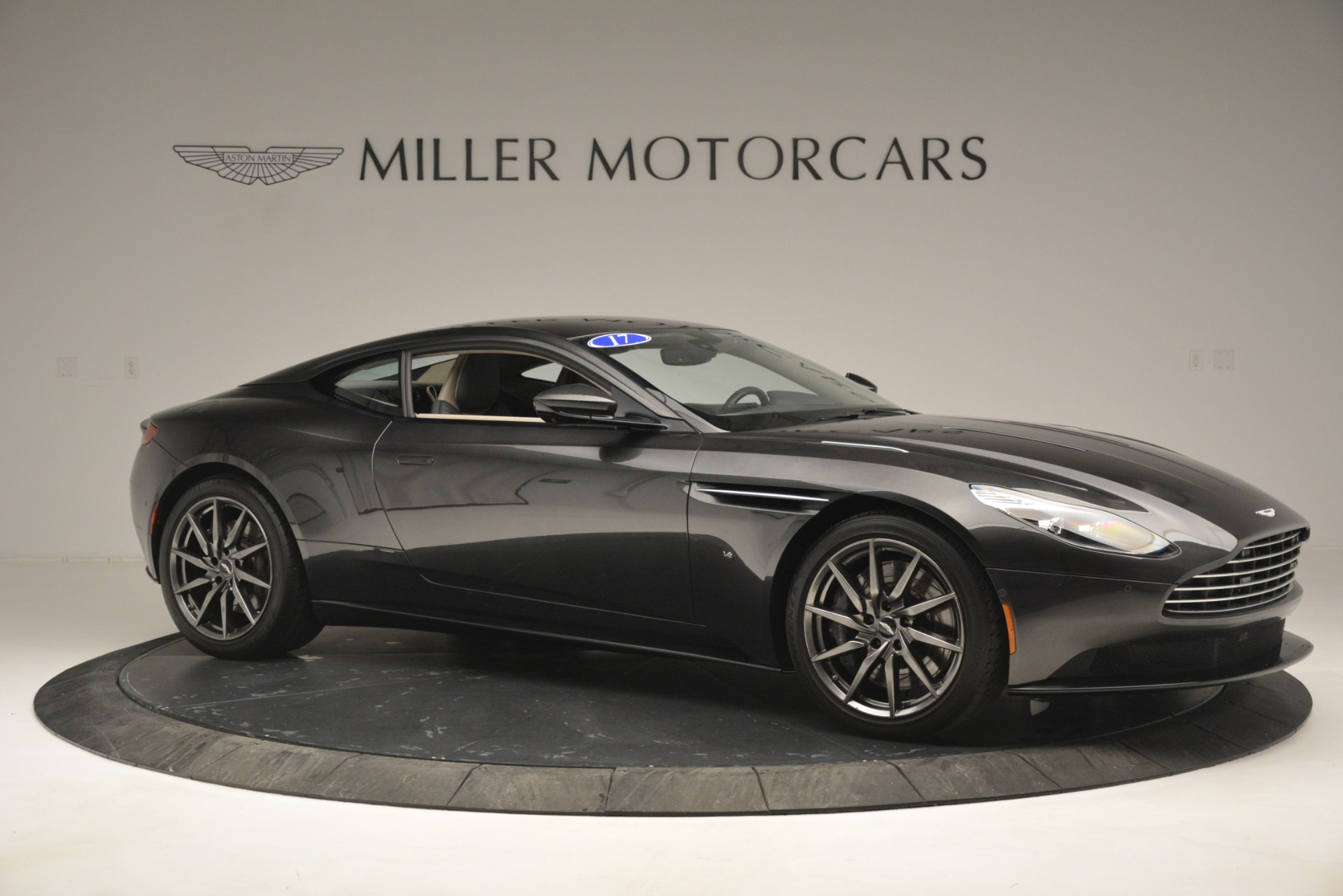 Used 2017 Aston Martin DB11 V12 Coupe For Sale In Greenwich, CT. Alfa Romeo of Greenwich, 7500 2988_p10