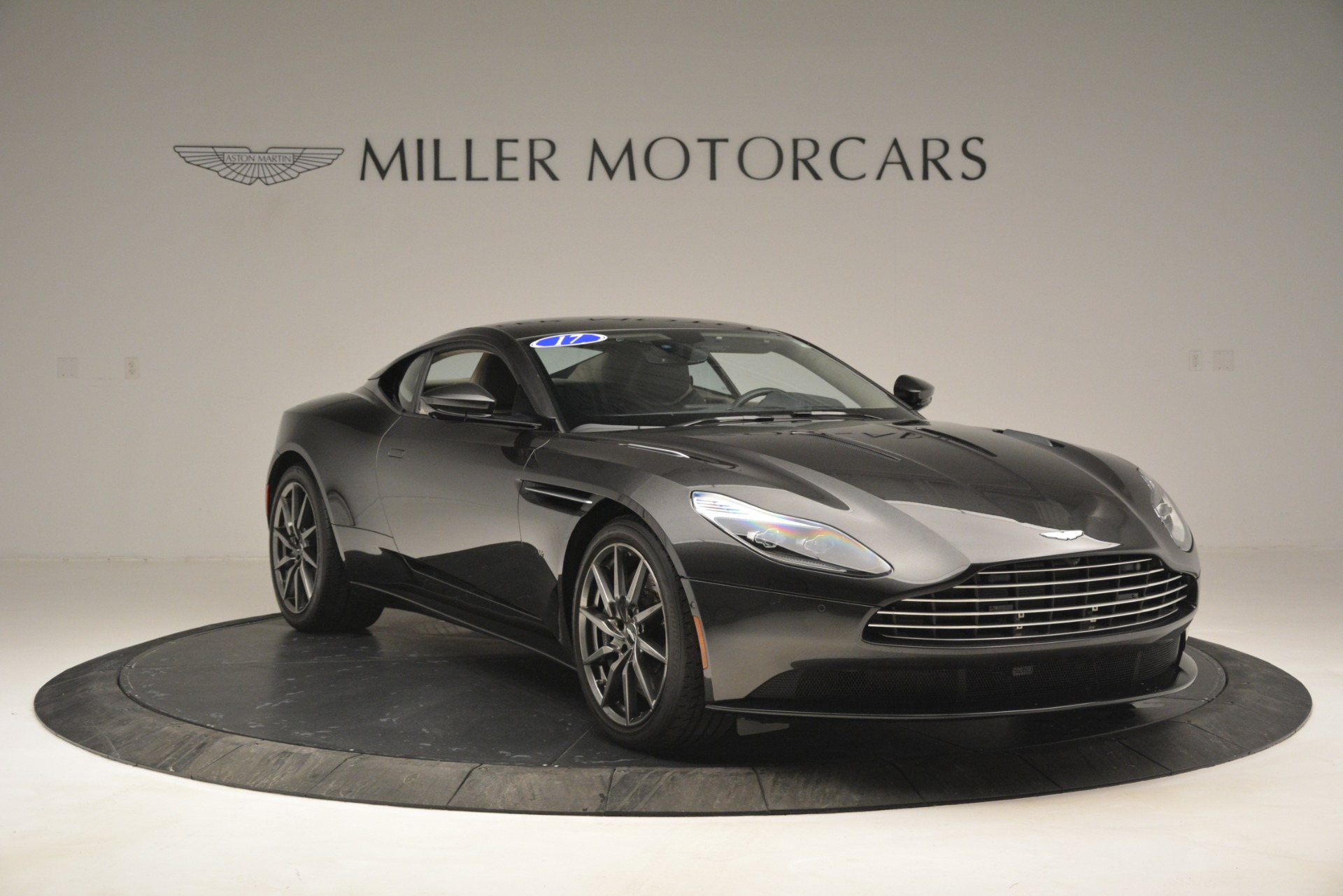 Used 2017 Aston Martin DB11 V12 Coupe For Sale In Greenwich, CT. Alfa Romeo of Greenwich, 7500 2988_p11