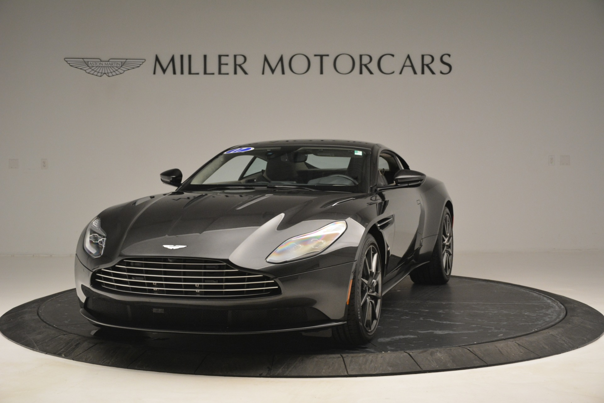 Used 2017 Aston Martin DB11 V12 Coupe For Sale $171900 In Greenwich, CT 2988_p2