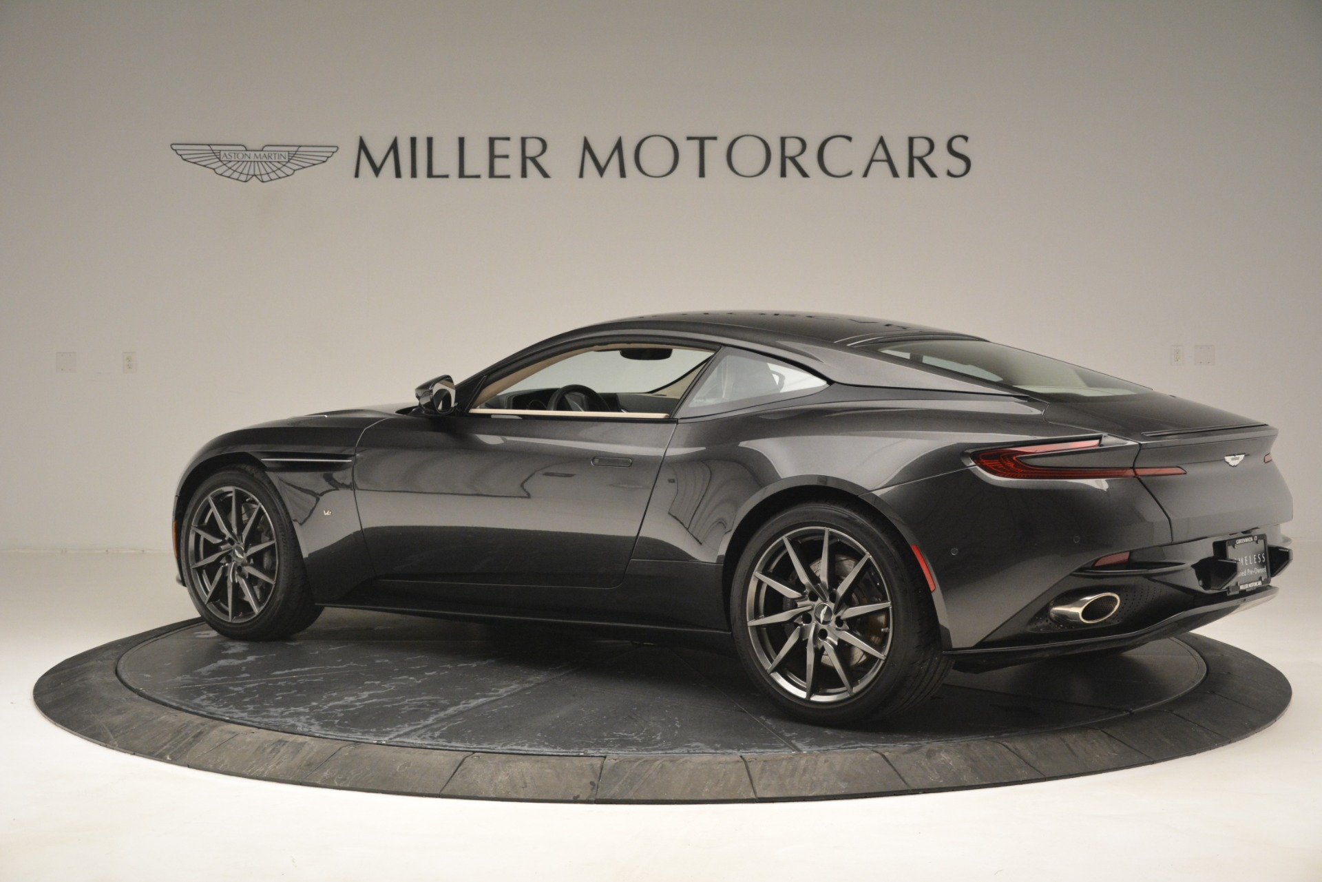 Used 2017 Aston Martin DB11 V12 Coupe For Sale In Greenwich, CT. Alfa Romeo of Greenwich, 7500 2988_p4